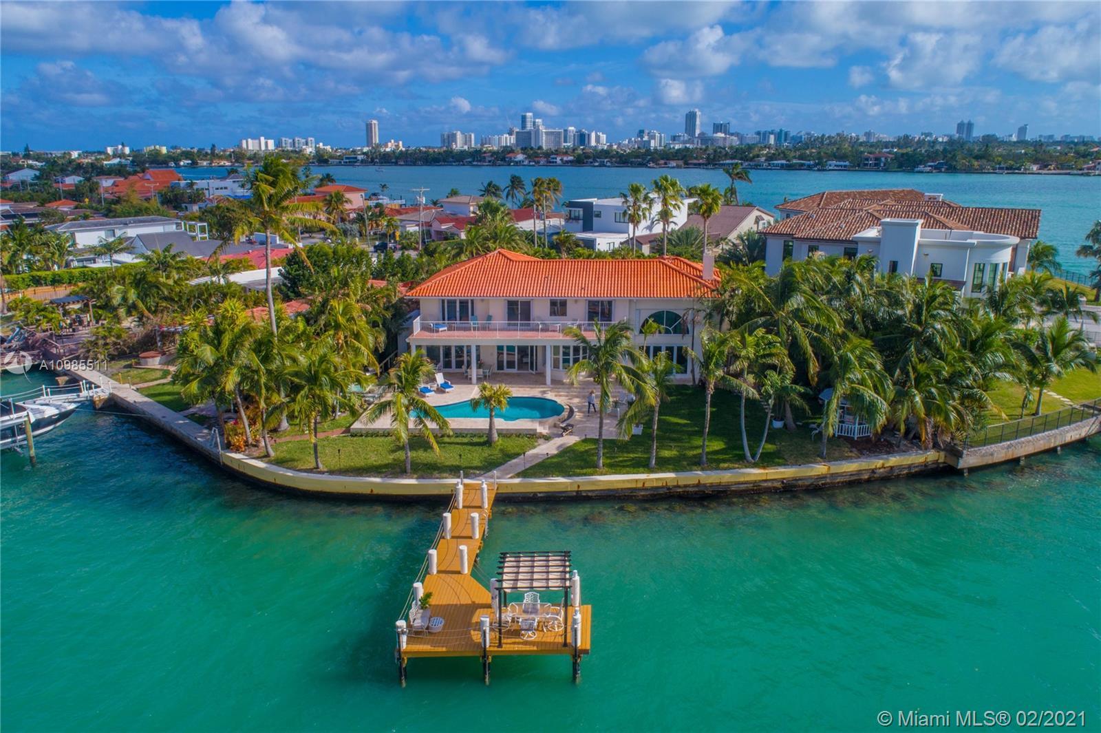 Biscayne Beach #. - 1575 Stillwater Dr #., Miami Beach, FL 33141