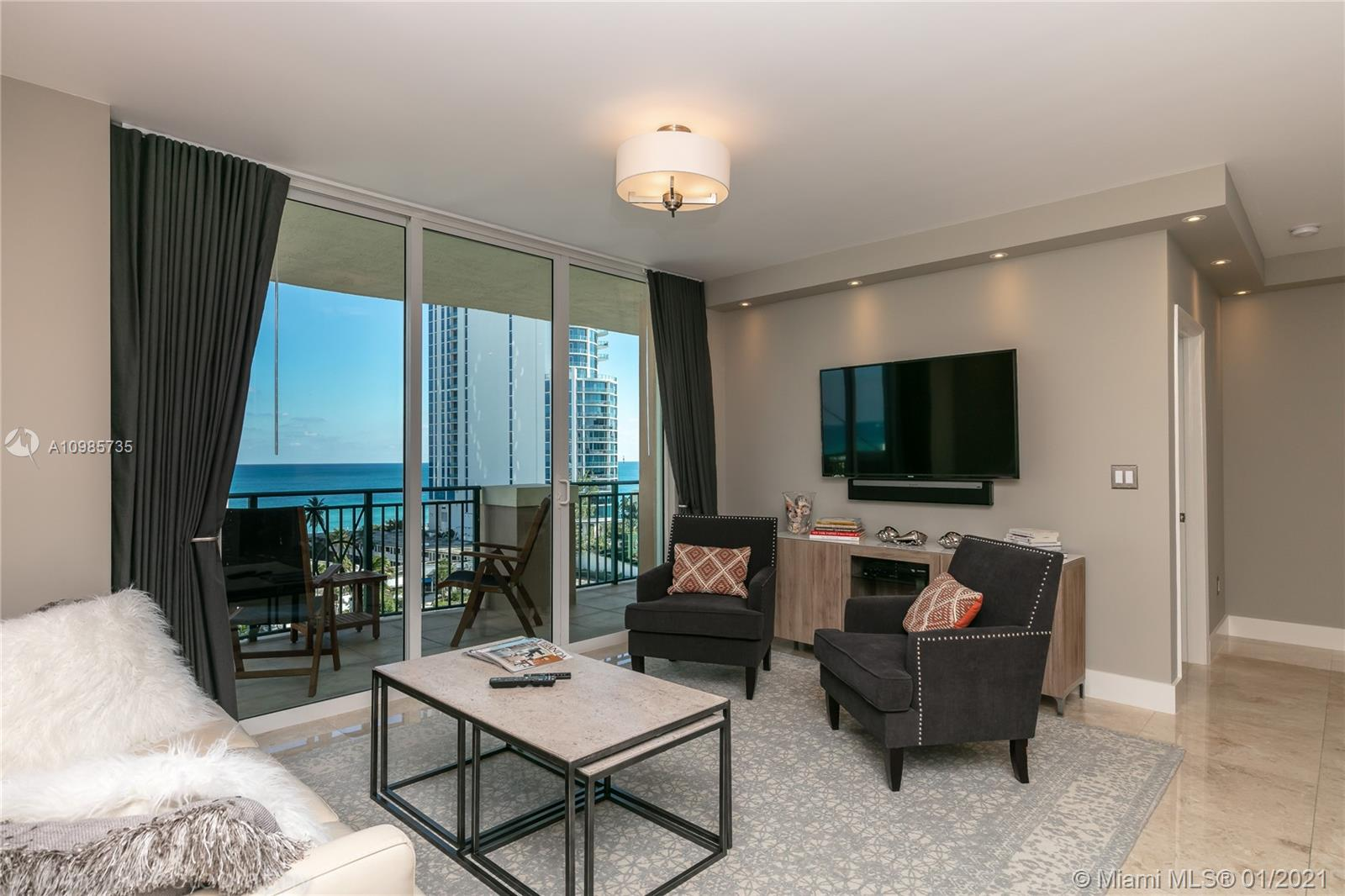 King David #1005 - 17555 Atlantic Blvd #1005, Sunny Isles Beach, FL 33160