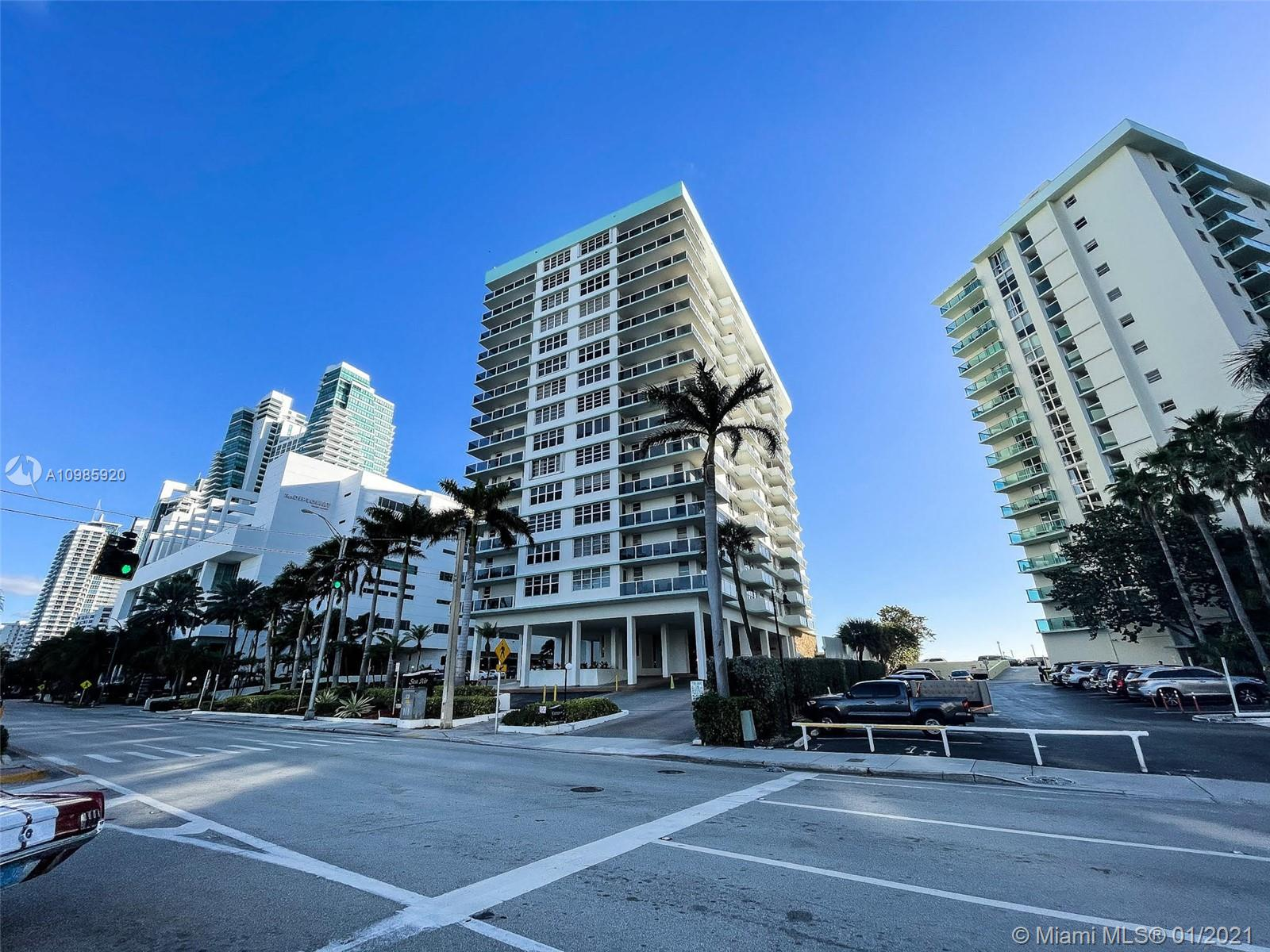 Sea Air Towers #717 - 3725 S Ocean Dr #717, Hollywood, FL 33019