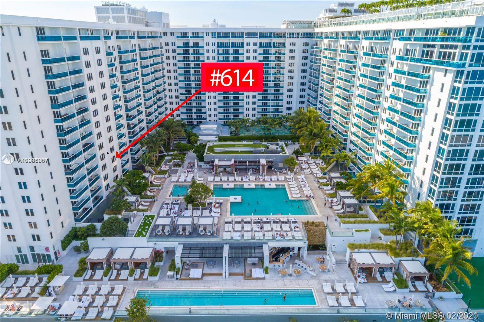 Roney Palace #614 - 2301 Collins Ave #614, Miami Beach, FL 33139