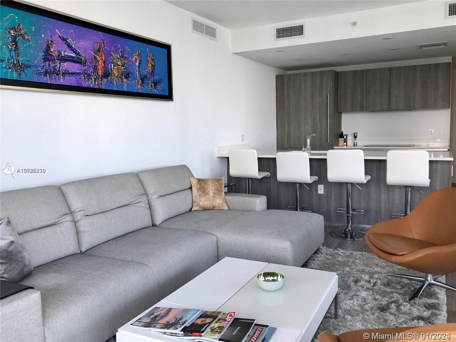 SLS Lux Brickell #4304 - 801 S Miami Ave #4304, Miami, FL 33130