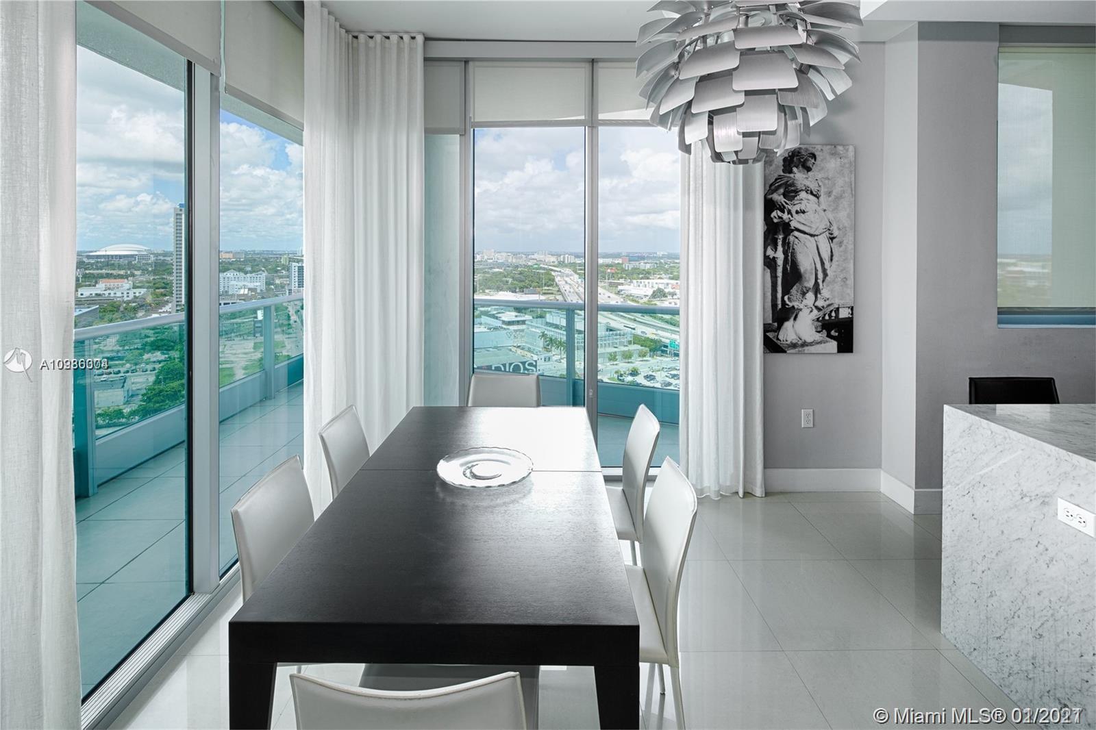 900 Biscayne Bay #2212 - 900 Biscayne Blvd #2212, Miami, FL 33132