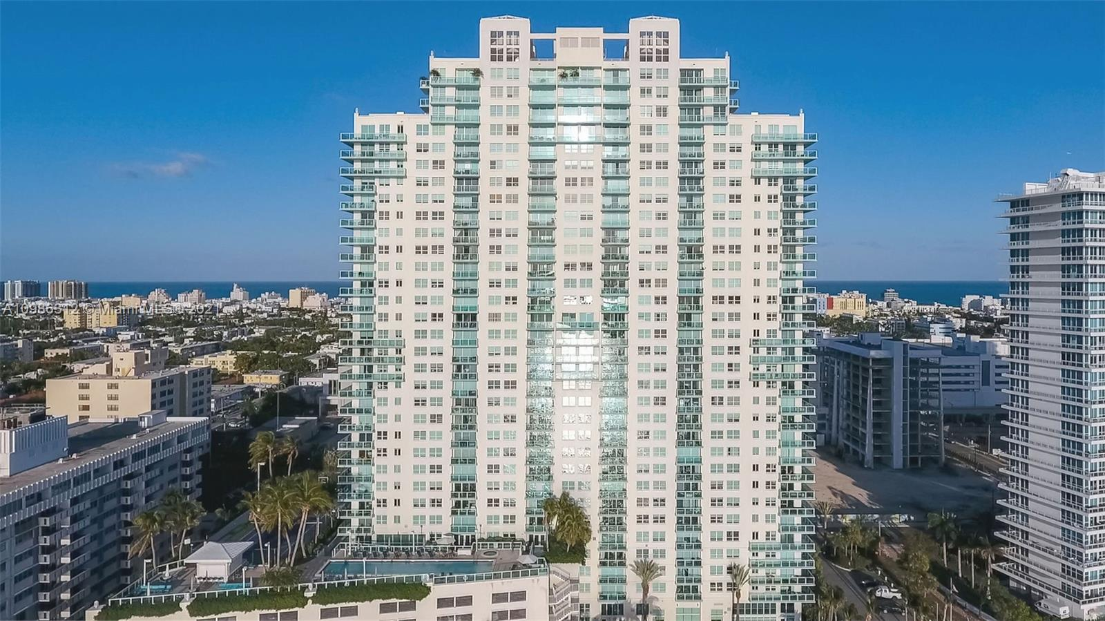 The Floridian #1806 - 650 West Ave #1806, Miami Beach, FL 33139