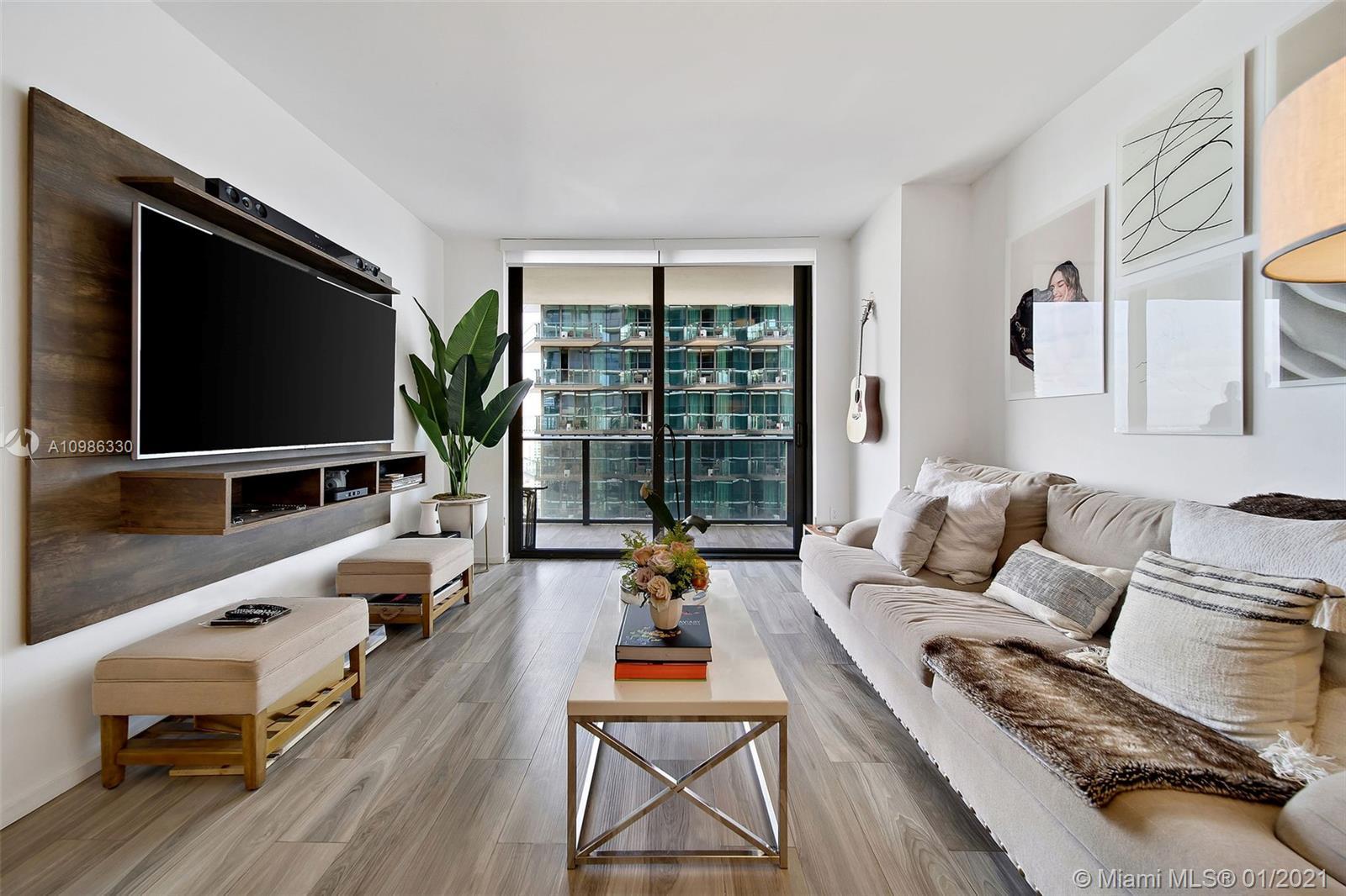 SLS Lux Brickell #3408 - 801 S Miami Ave #3408, Miami, FL 33130