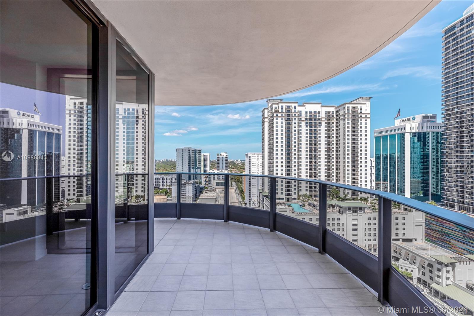Brickell FlatIron #2212 - 1000 Brickell Plz #2212, Miami, FL 33131