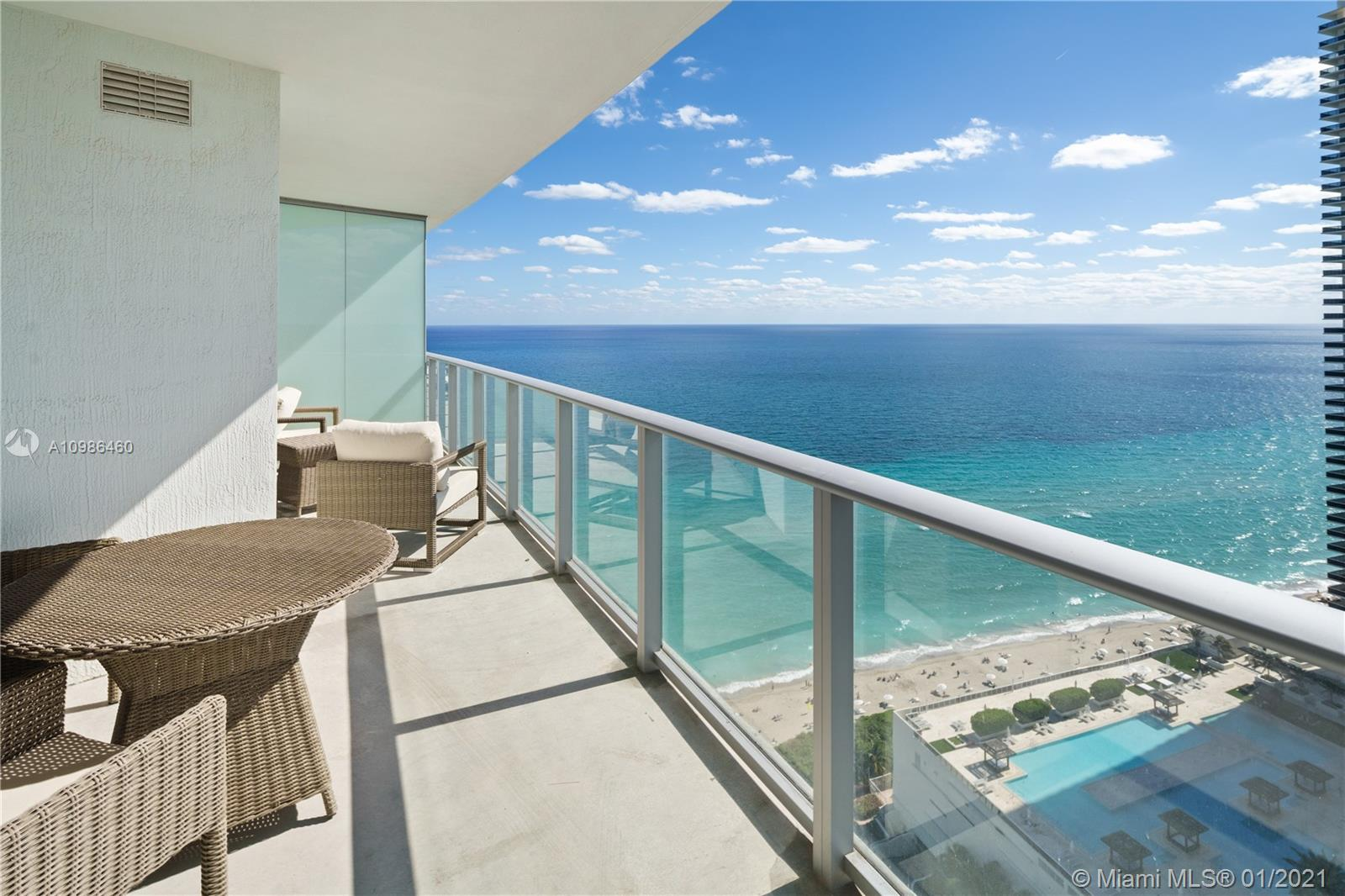 Hyde Beach #2607 - 4111 S Ocean Dr #2607, Hollywood, FL 33019