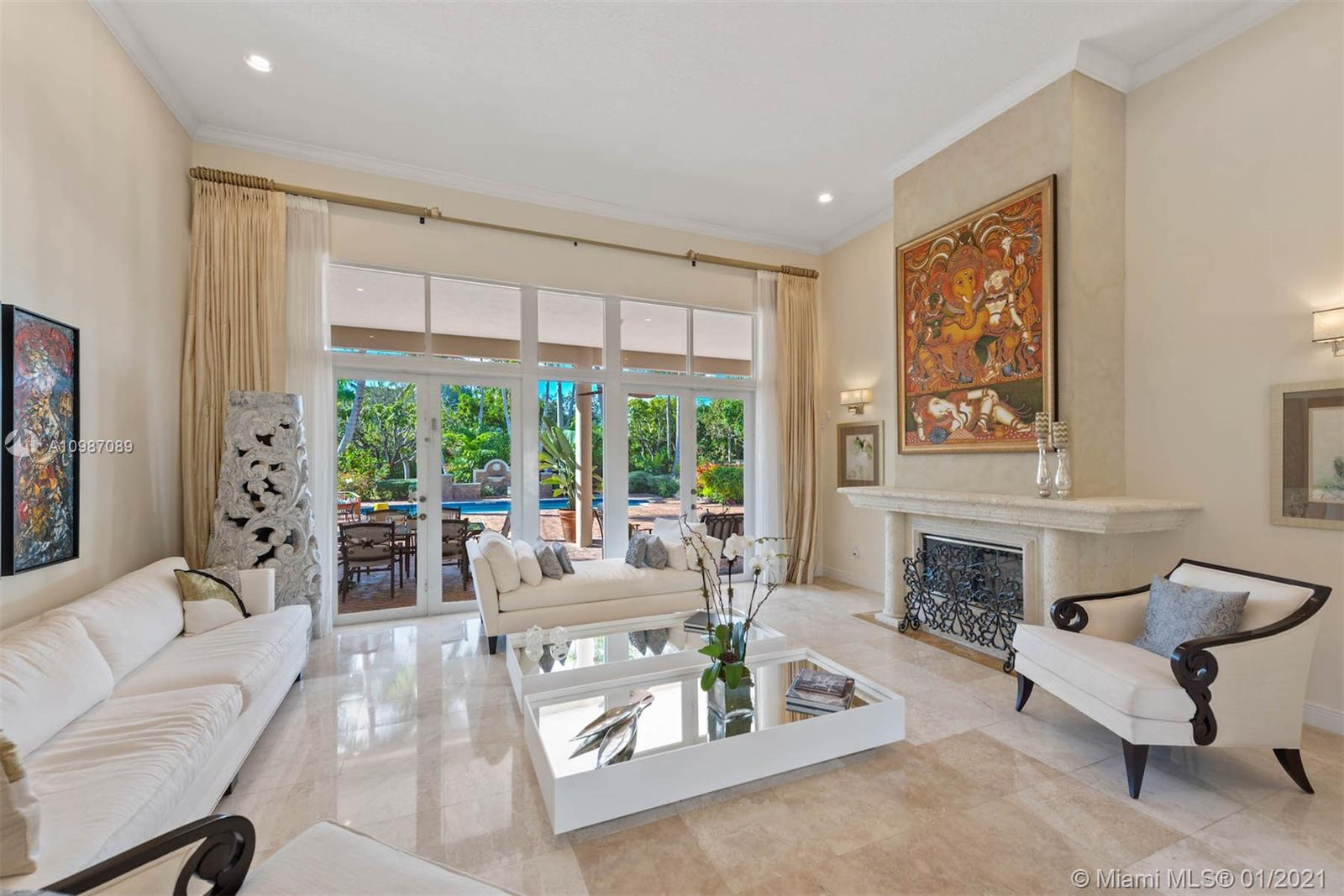 10110 SW 72nd Ave, Pinecrest, Florida 33156, 5 Bedrooms Bedrooms, ,5 BathroomsBathrooms,Residential,For Sale,10110 SW 72nd Ave,A10987089