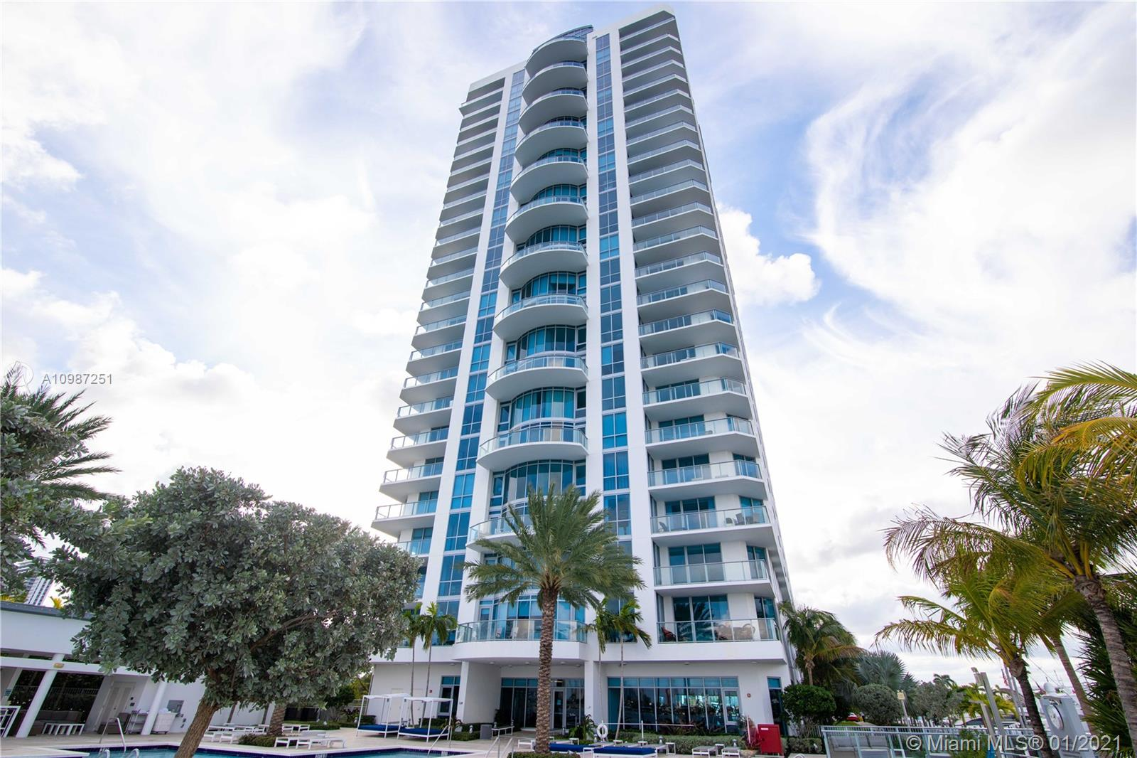 Marina Palms 1 #206 - 17111 Biscayne Blvd #206, North Miami Beach, FL 33160
