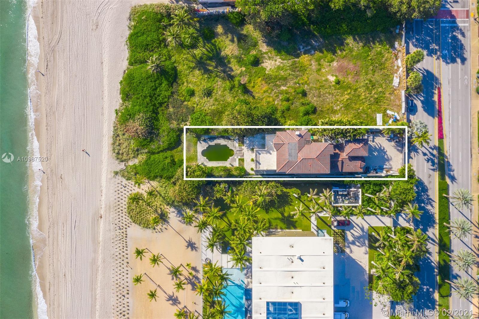 Golden Beach - 407 Ocean Blvd, Golden Beach, FL 33160