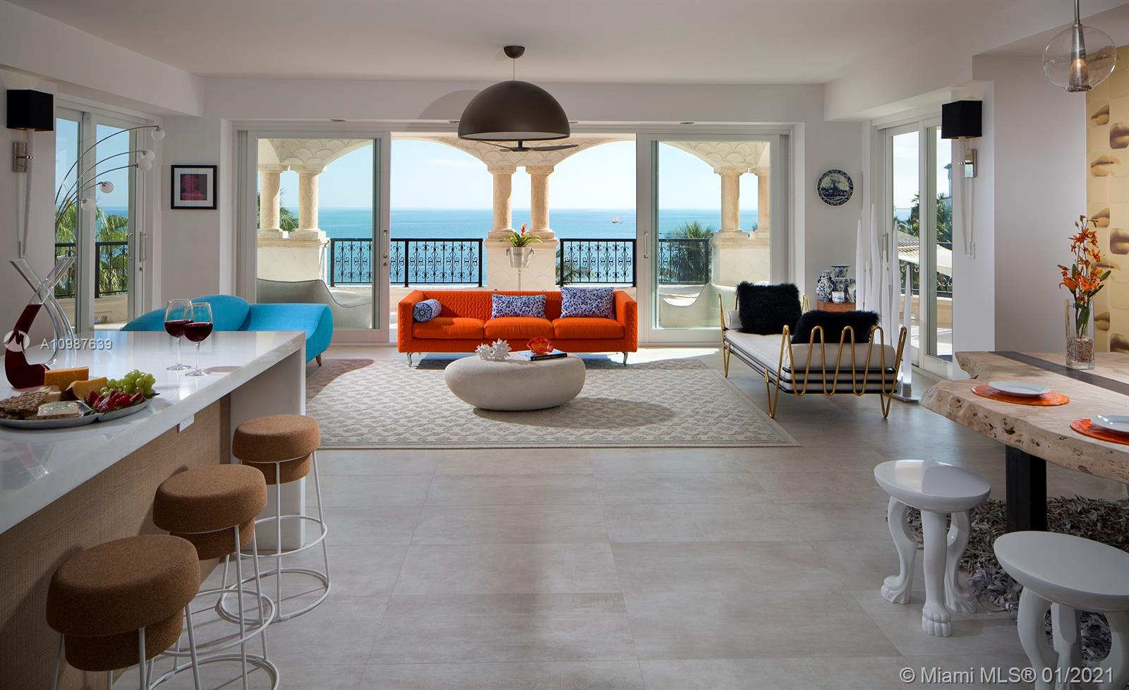 Oceanside #7745 - 7745 Fisher Island Drive #7745, Miami Beach, FL 33109