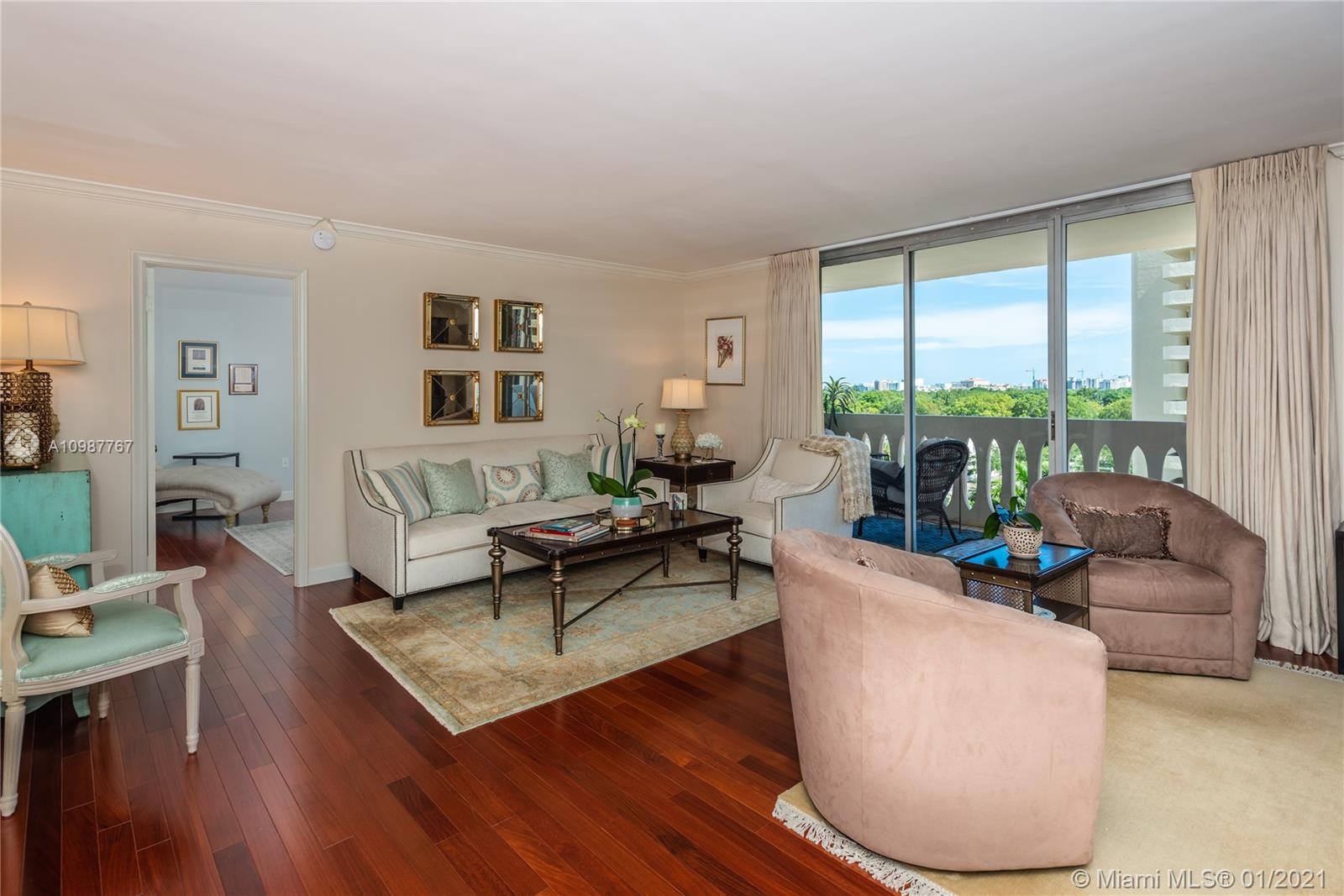 625 Biltmore Way # 805, Coral Gables, Florida 33134, 2 Bedrooms Bedrooms, ,2 BathroomsBathrooms,Residential,For Sale,625 Biltmore Way # 805,A10987767