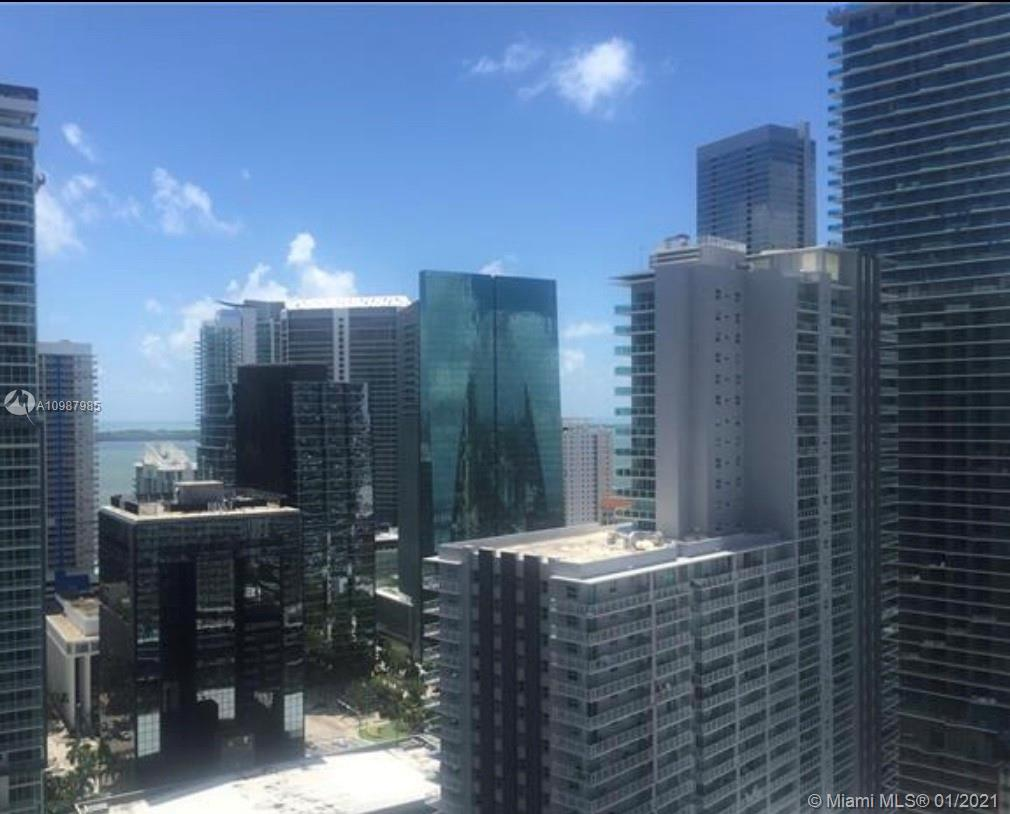 Axis on Brickell North Tower #3317N - 1111 SW 1st Ave #3317N, Miami, FL 33130