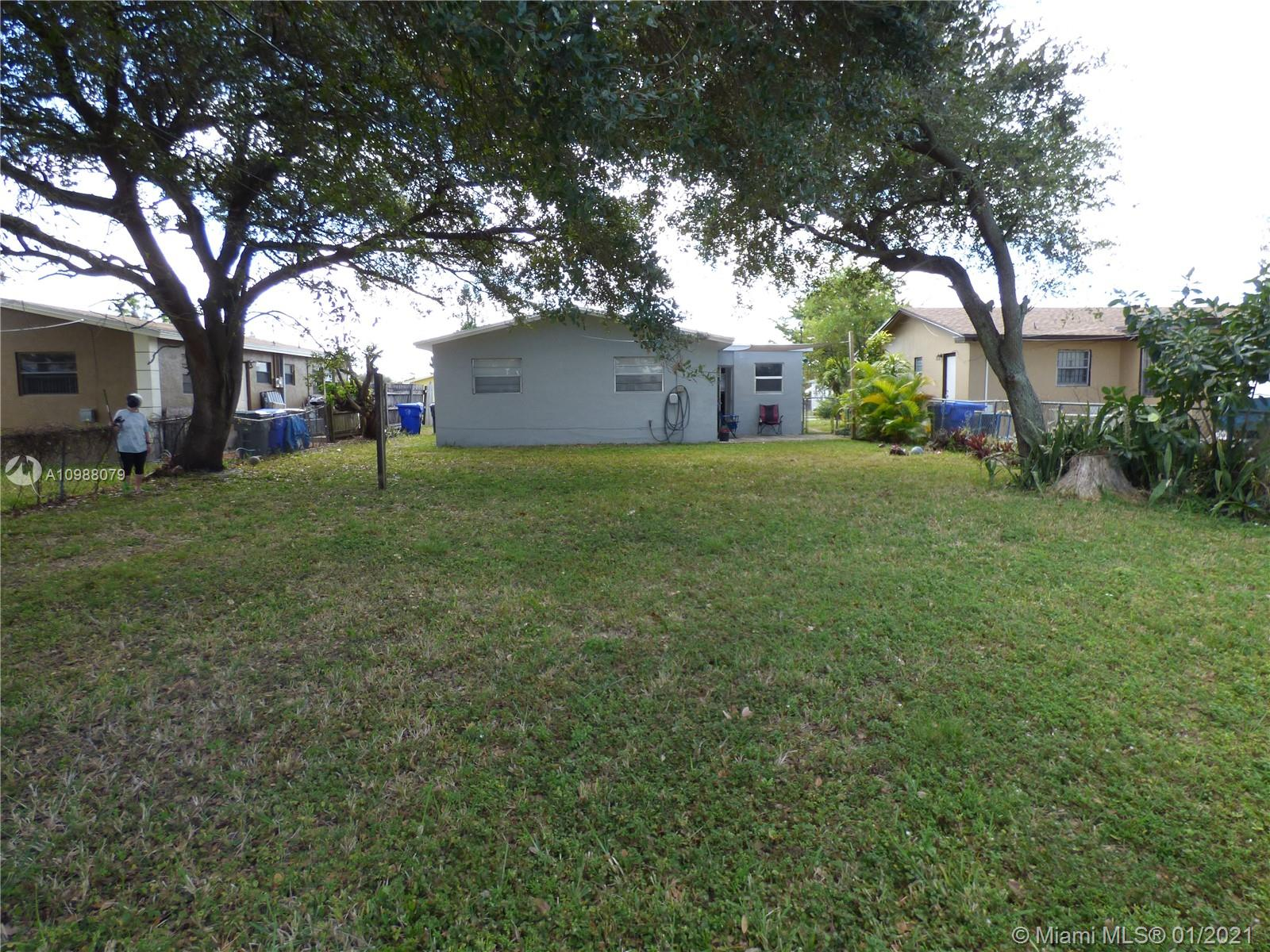 4605 SW 26th St, West Park, Florida 33023, 3 Bedrooms Bedrooms, ,2 BathroomsBathrooms,Residential,For Sale,4605 SW 26th St,A10988079