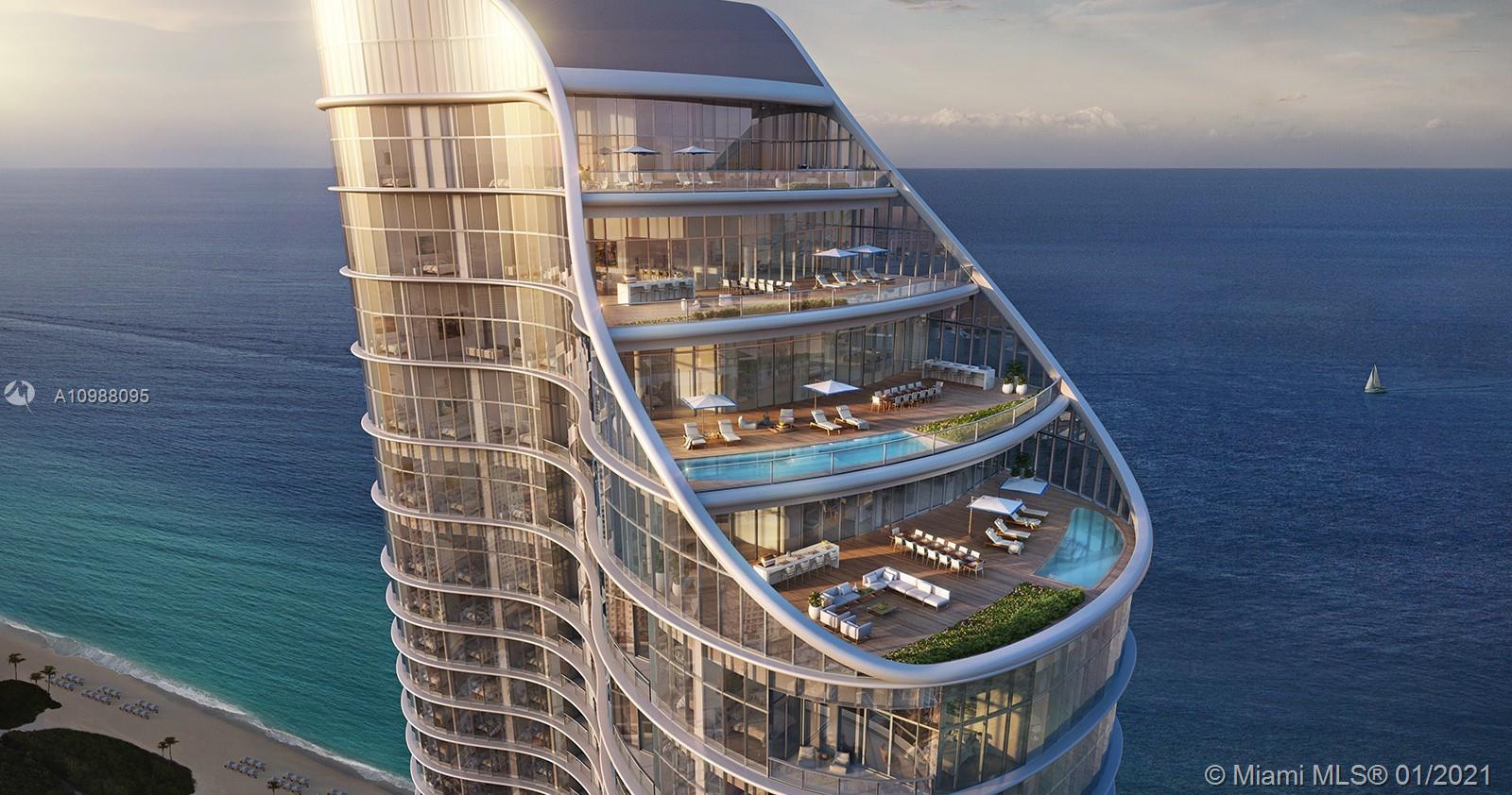 Ritz Carlton Residences #4604 - 15701 Collins Ave #4604, Sunny Isles Beach, FL 33160
