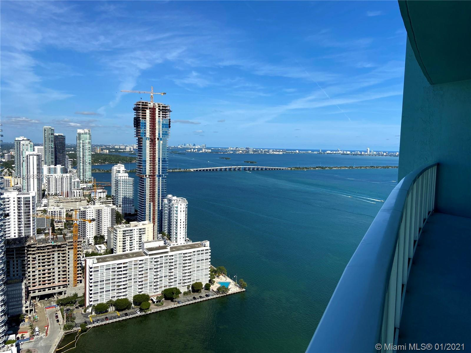 Quantum on the Bay #4708 - 1900 N Bayshore Dr #4708, Miami, FL 33132