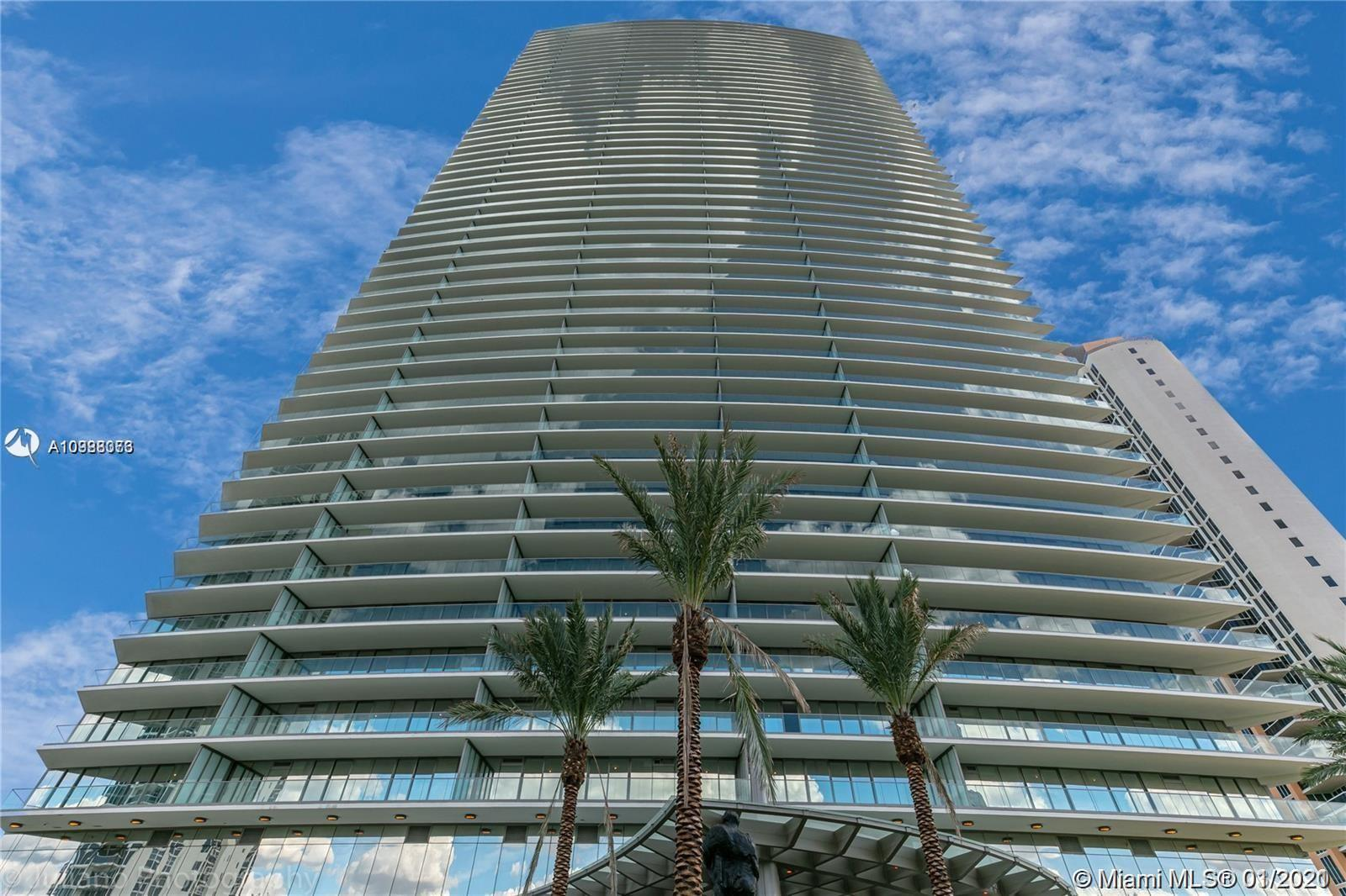 Armani Casa Tower #602 - 18975 Collins #602, Sunny Isles Beach, FL 33160