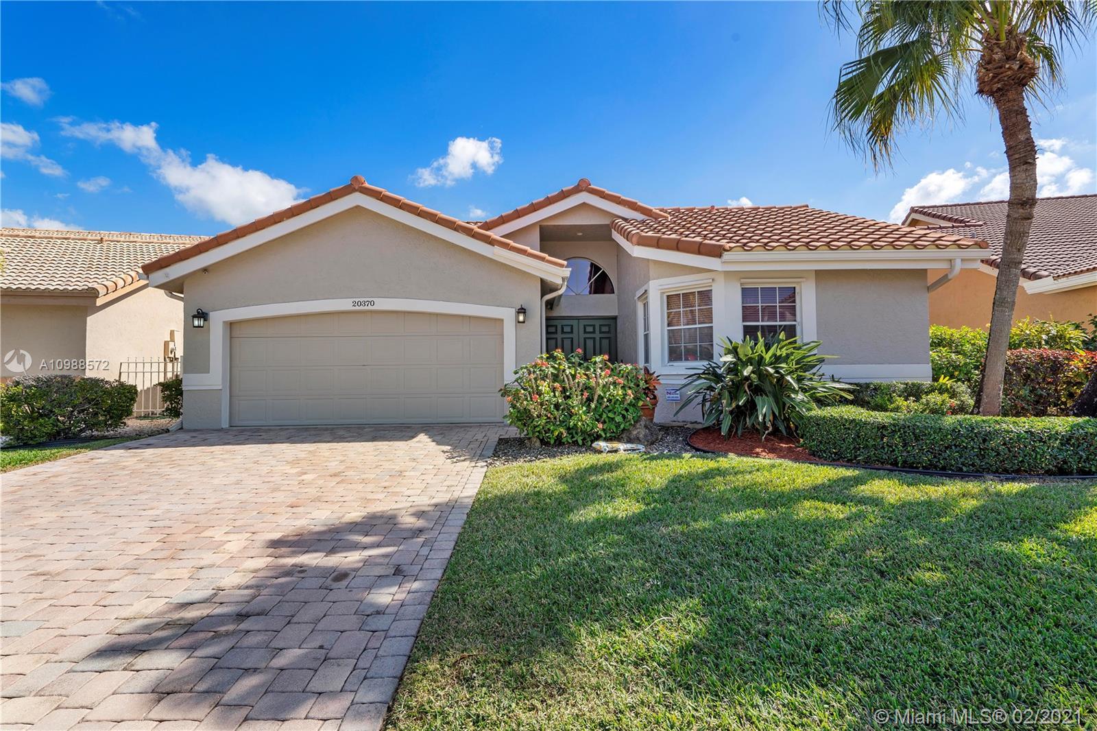 Property for sale at 20370 Cozumel Ct, Boca Raton,  Florida 33498