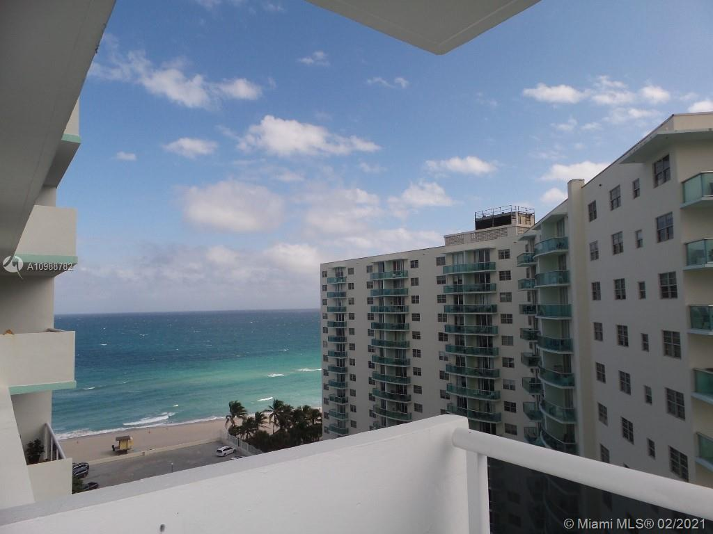Sea Air Towers #1422 - 3725 S Ocean Dr #1422, Hollywood, FL 33019