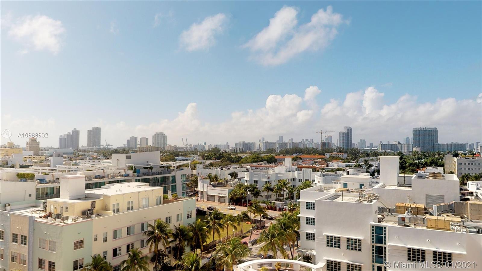 1500 Ocean Drive #809 - 1500 Ocean Dr #809, Miami Beach, FL 33139