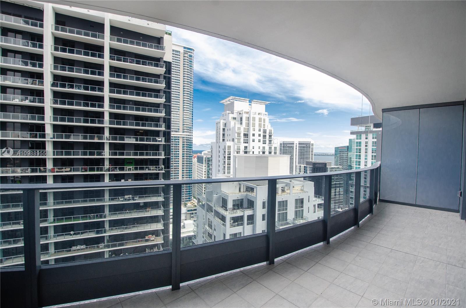 Brickell FlatIron #4207 - 1000 Brickell Plaza #4207, Miami, FL 33131