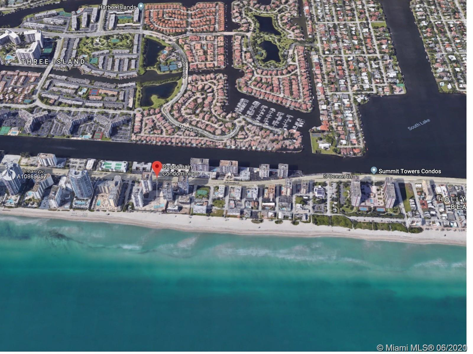 Valencia, Tower 1 #1507 - 2201 S Ocean Dr #1507, Hollywood, FL 33019