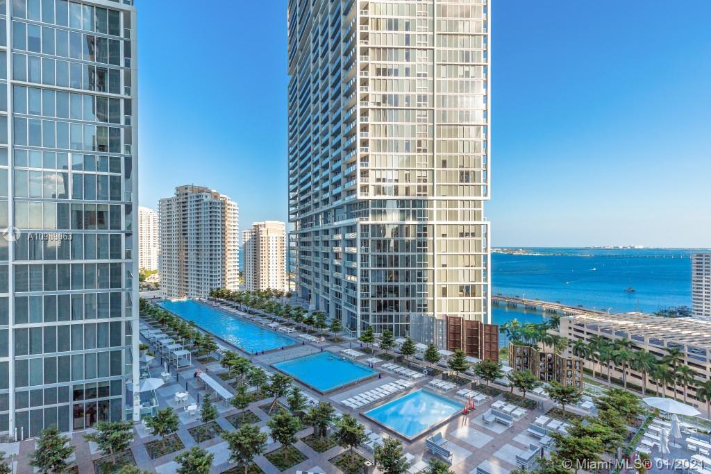Icon Brickell 1 #3508 - 475 Brickell Ave #3508, Miami, FL 33131