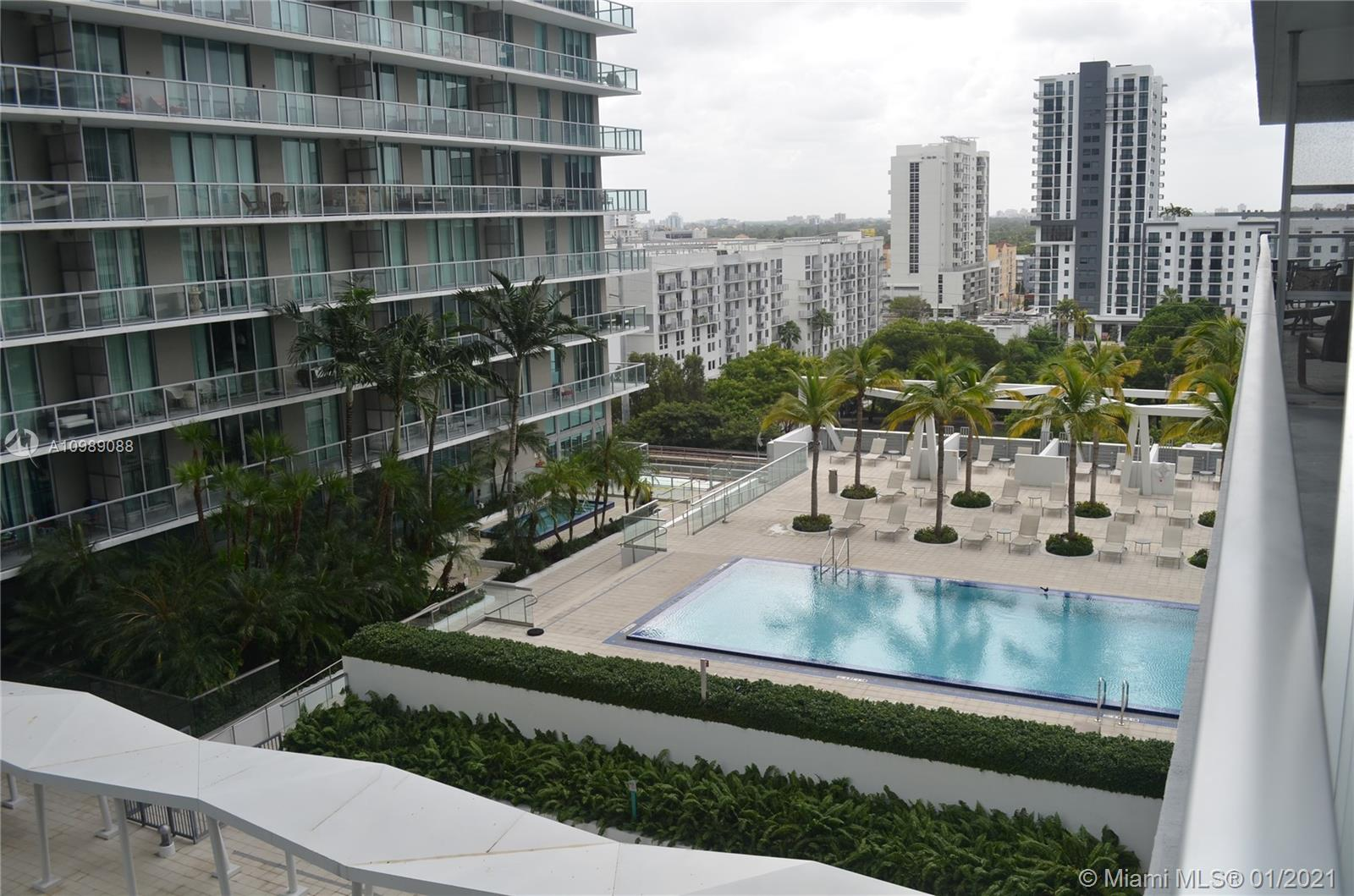 Axis on Brickell South Tower #2502S - 79 SW 12th St #2502S, Miami, FL 33130