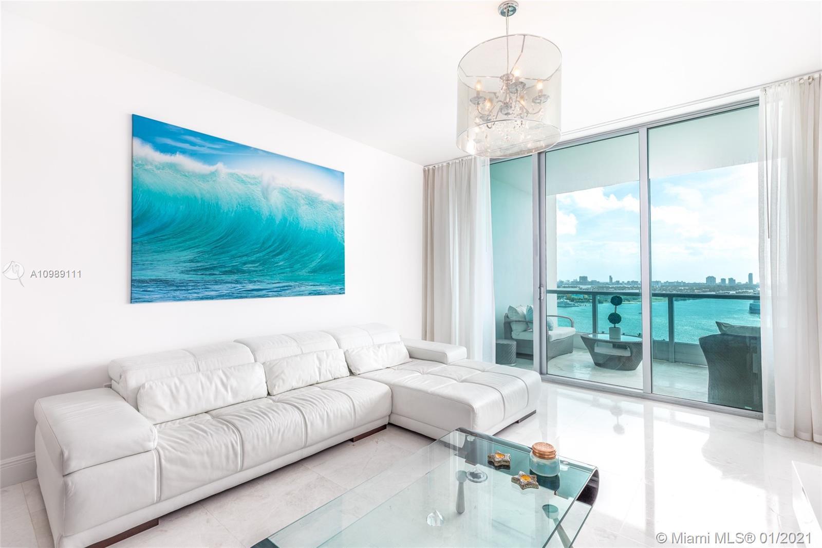 900 Biscayne Bay #2502 - 900 NE Biscayne Blvd #2502, Miami, FL 33132