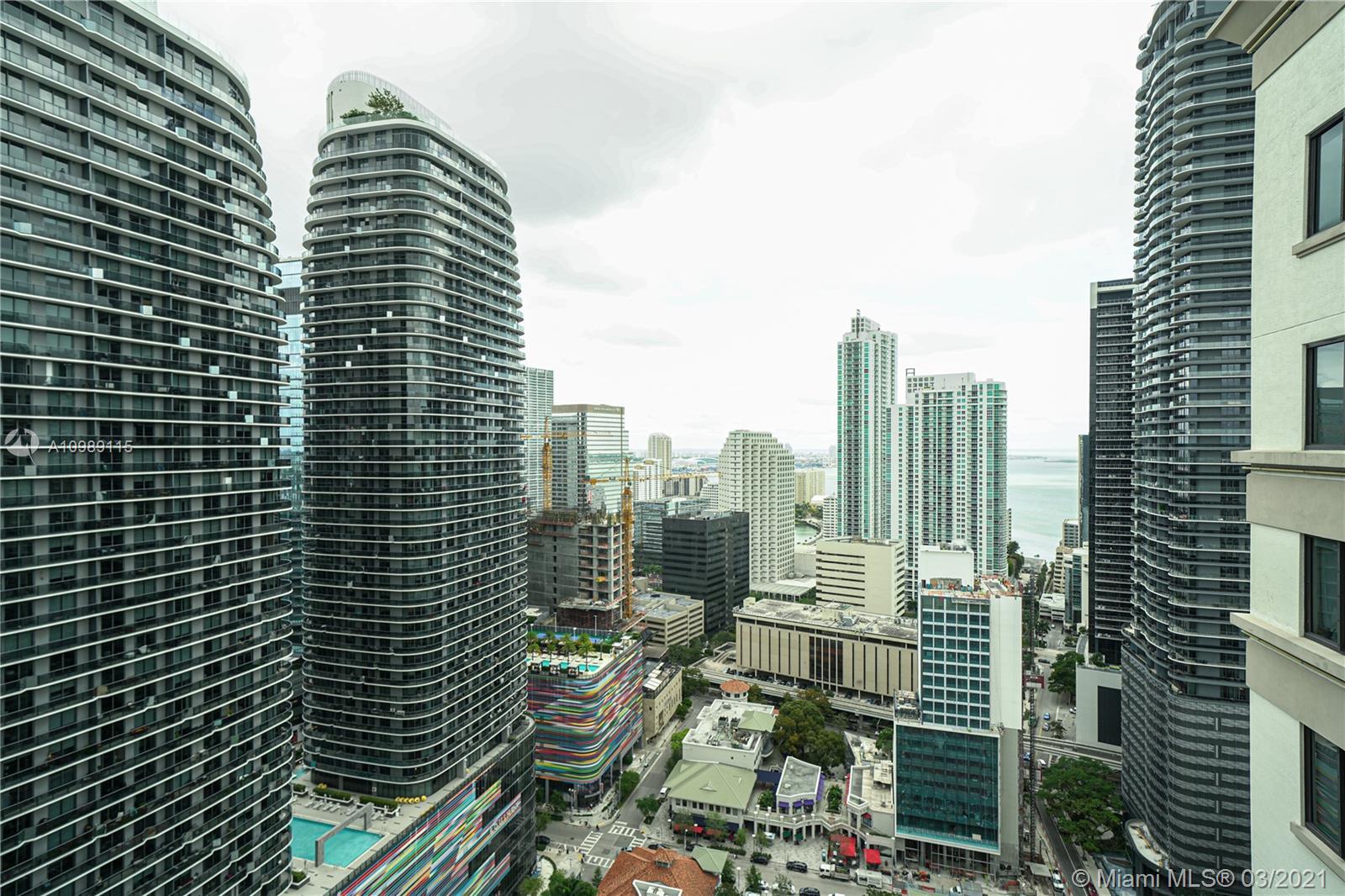 NINE at Mary Brickell #PH05 - 999 SW 1st Ave #PH05, Miami, FL 33130