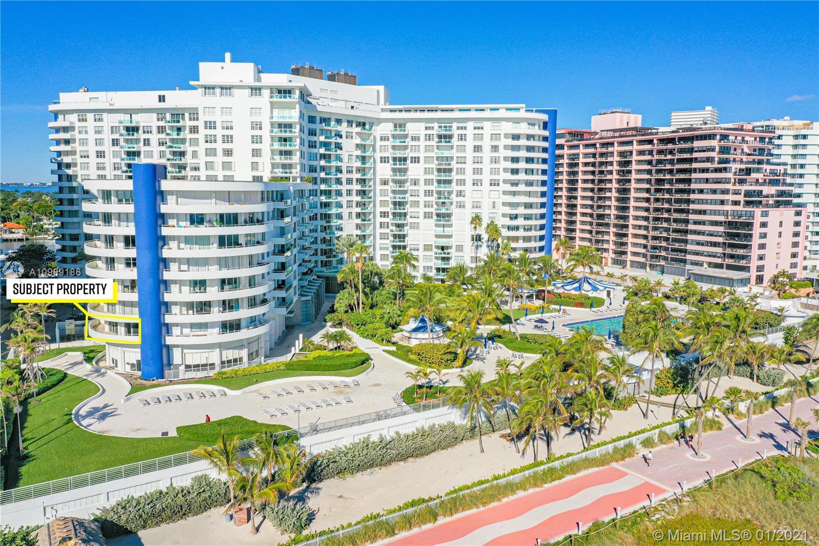 Seacoast 5151 #431/430 - 5151 COLLINS AV #431/430, Miami Beach, FL 33140