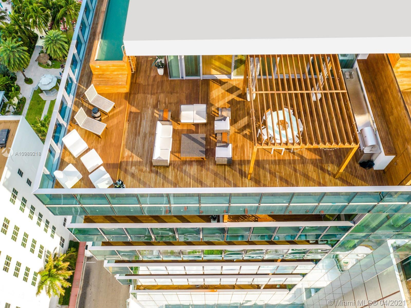 Edition Residences #PH 1602 - 2901 Collins Ave #PH 1602, Miami Beach, FL 33140