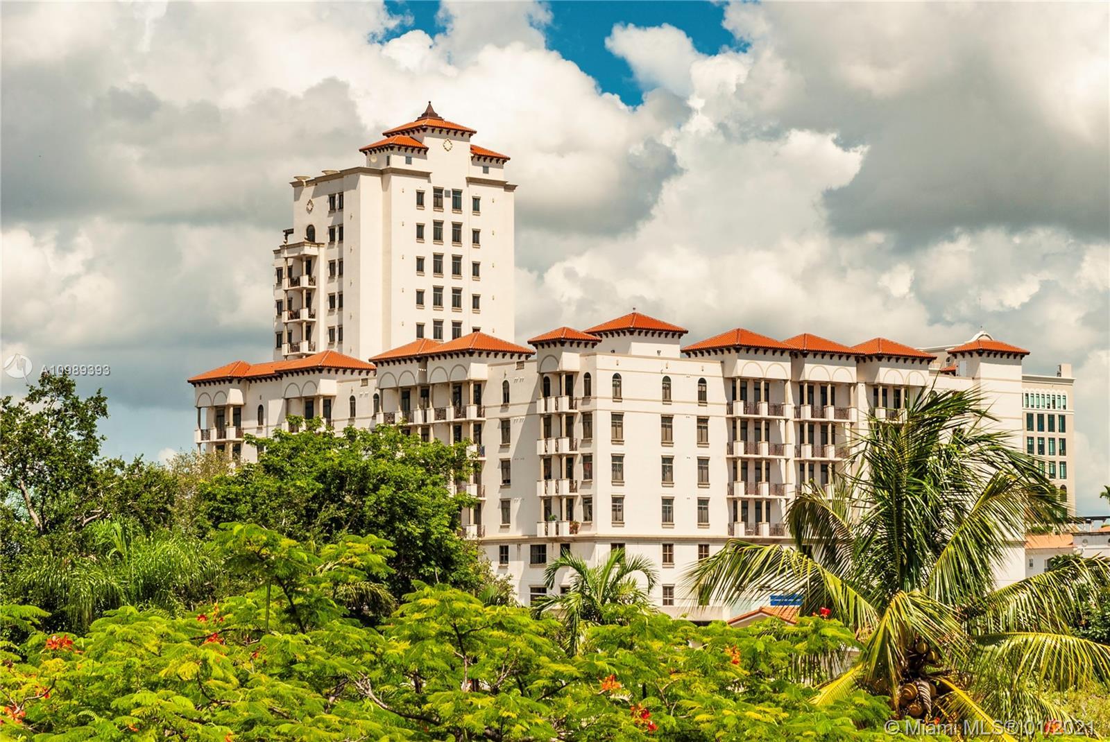 Ponce Tower #834 - 1805 Ponce De Leon Blvd #834, Coral Gables, FL 33134