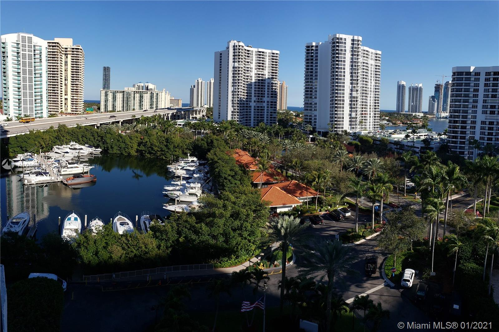 Mystic Pointe Tower 400 #1107 - 3500 Mystic Pointe Dr #1107, Aventura, FL 33180