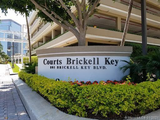 Courts Brickell Key #1207 - 801 Brickell Key Blvd #1207, Miami, FL 33131