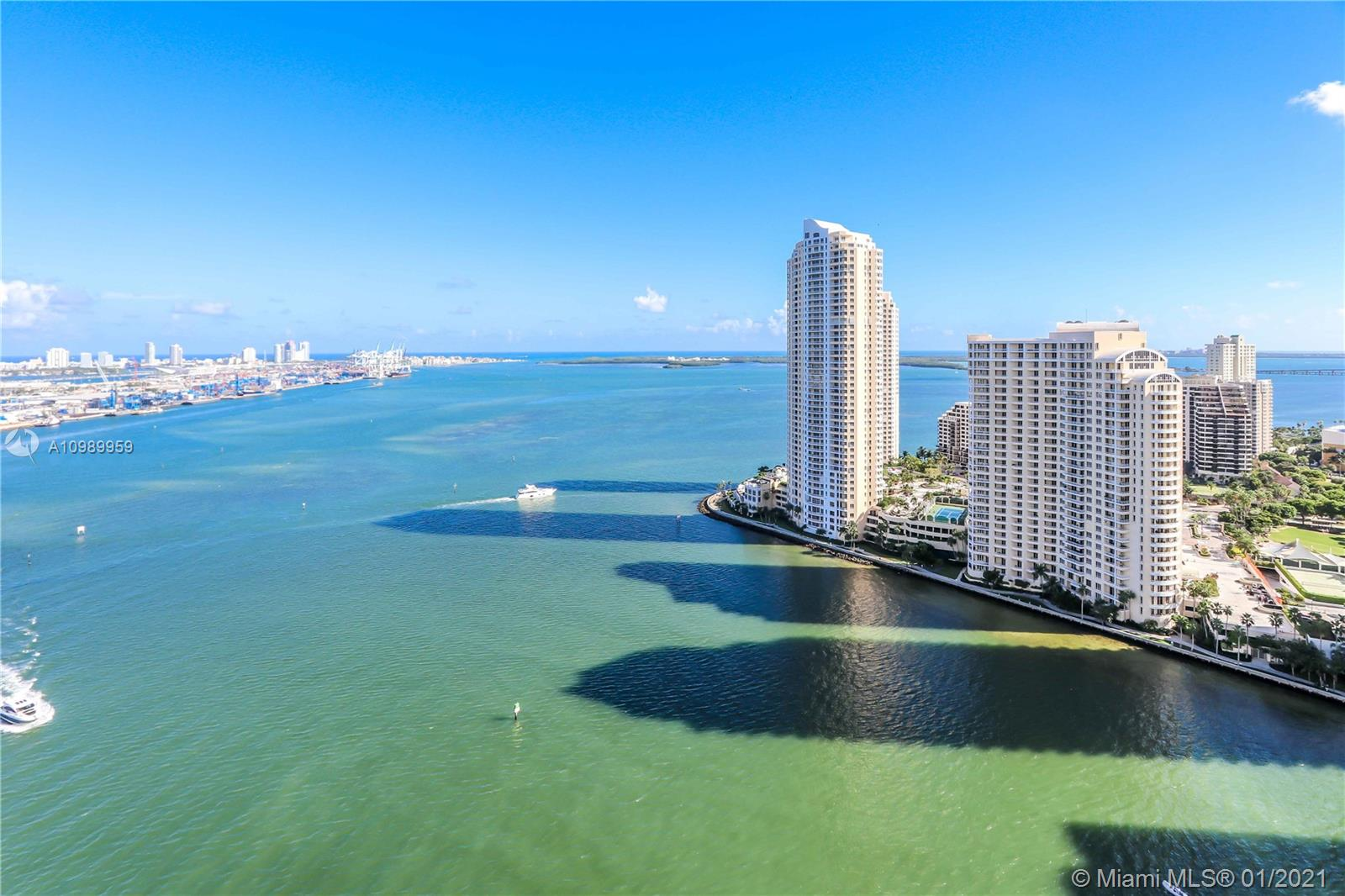 One Miami West #3123 - 325 S Biscayne Blvd #3123, Miami, FL 33131
