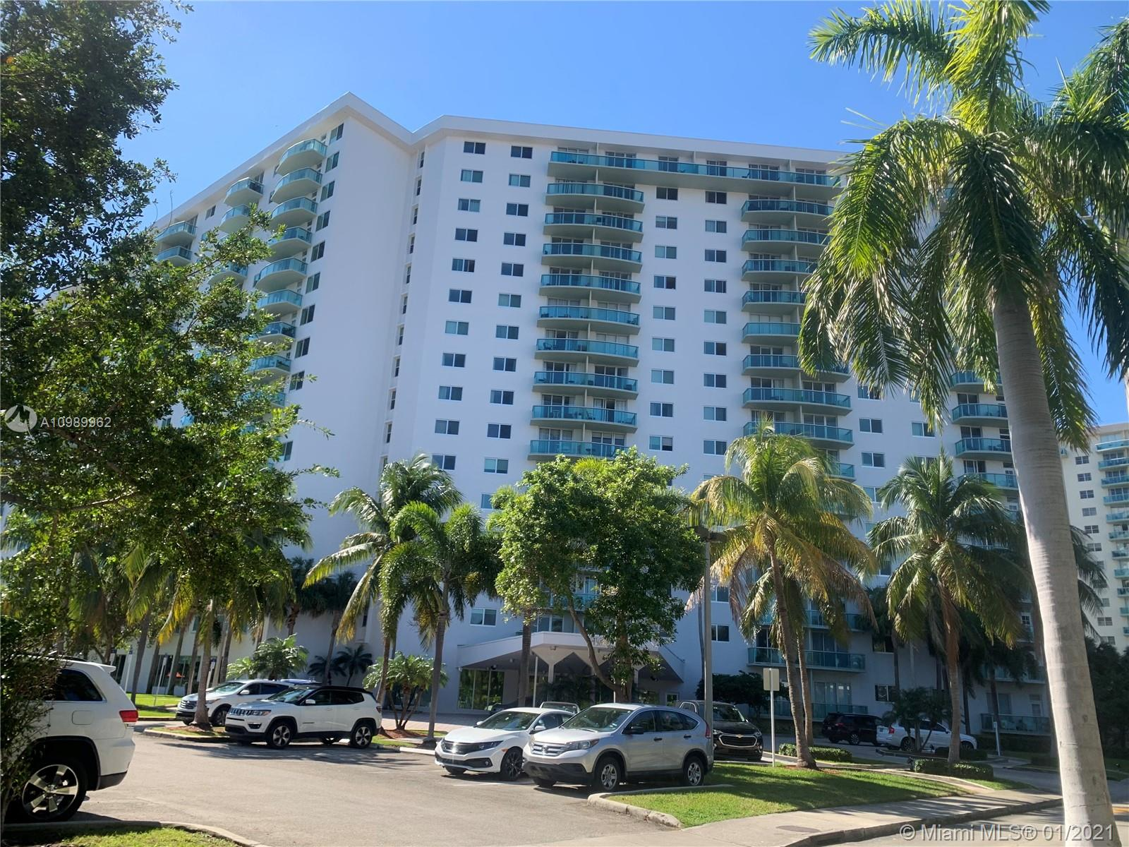 Ocean View B #625 - 19380 Collins Ave #625, Sunny Isles Beach, FL 33160