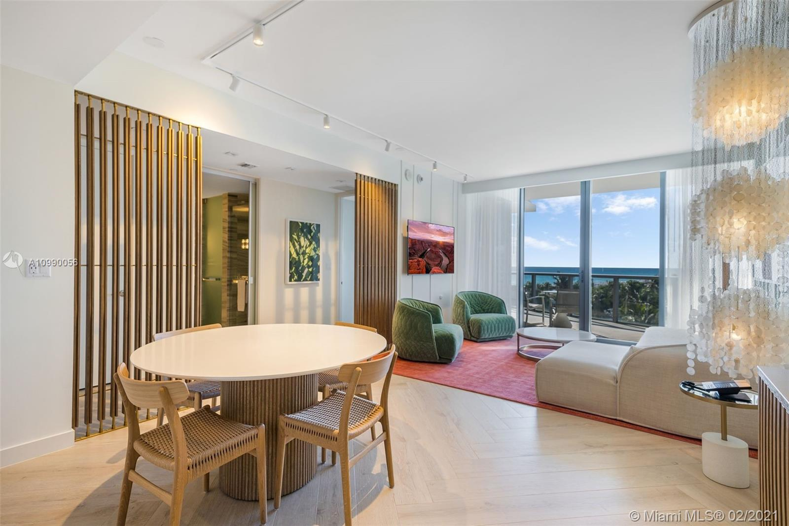 W South Beach #612-614 - 2201 Collins Ave #612-614, Miami Beach, FL 33139