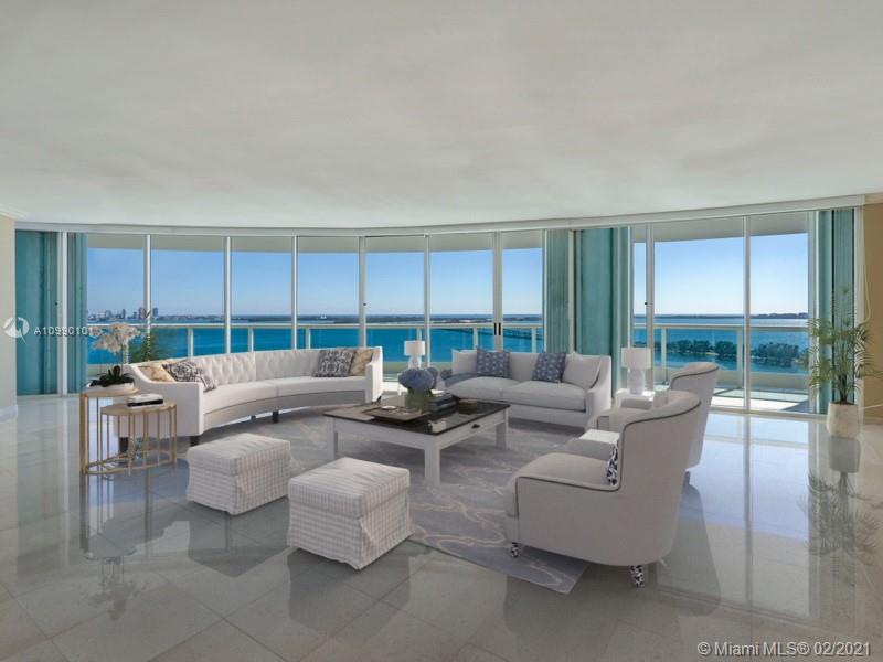 Bristol Tower #2601 - 2127 Brickell Ave #2601, Miami, FL 33129