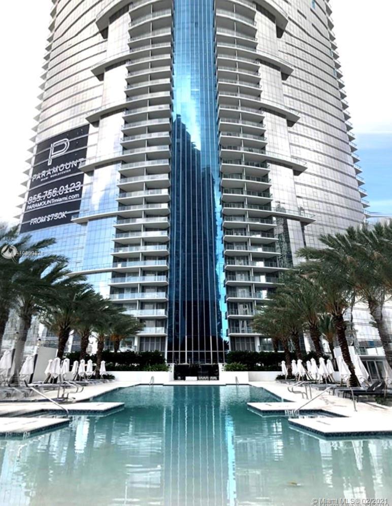 Paramount Miami Worldcenter #1108 - 851 NE 1st Av #1108, Miami, FL 33132