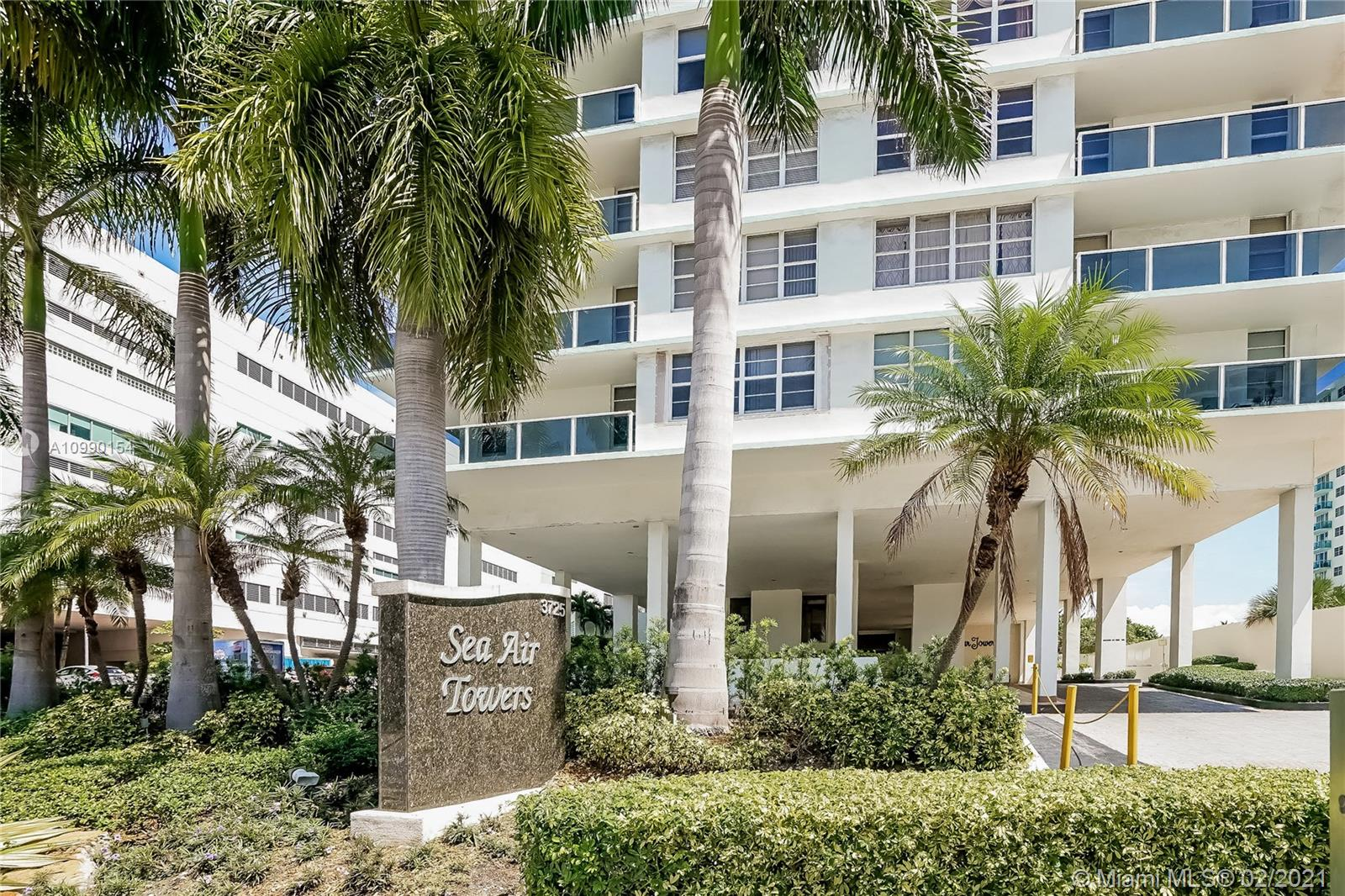Sea Air Towers #419 - 3725 S Ocean Dr #419, Hollywood, FL 33019