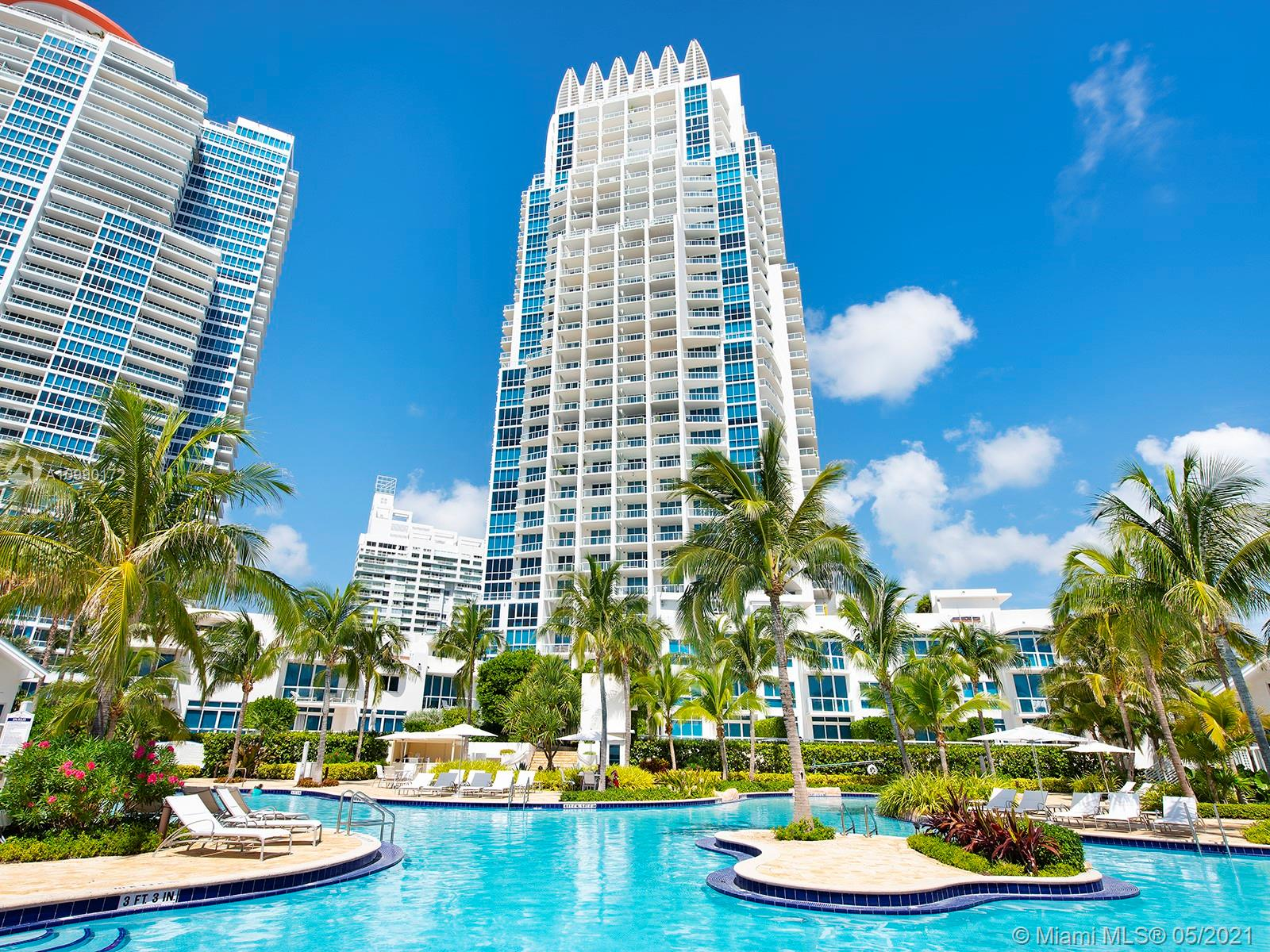 Continuum North #602 - 50 S Pointe Dr #602, Miami Beach, FL 33139