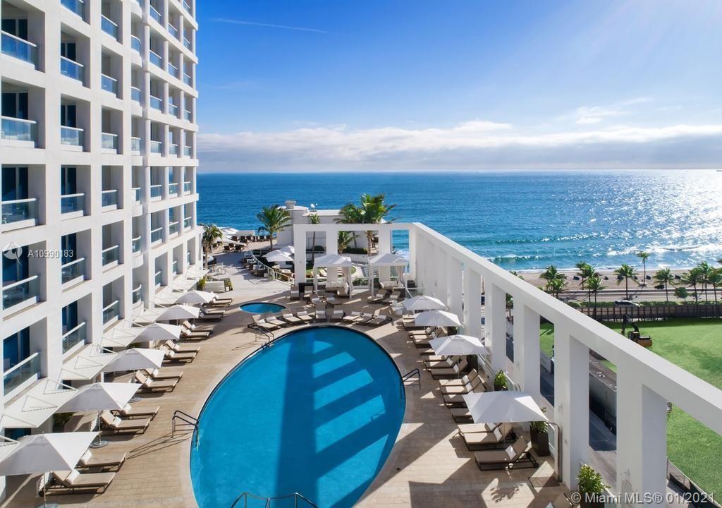 Ocean Resort Residences #H1502 - 551 N Fort Lauderdale Beach Blvd #H1502, Fort Lauderdale, FL 33304