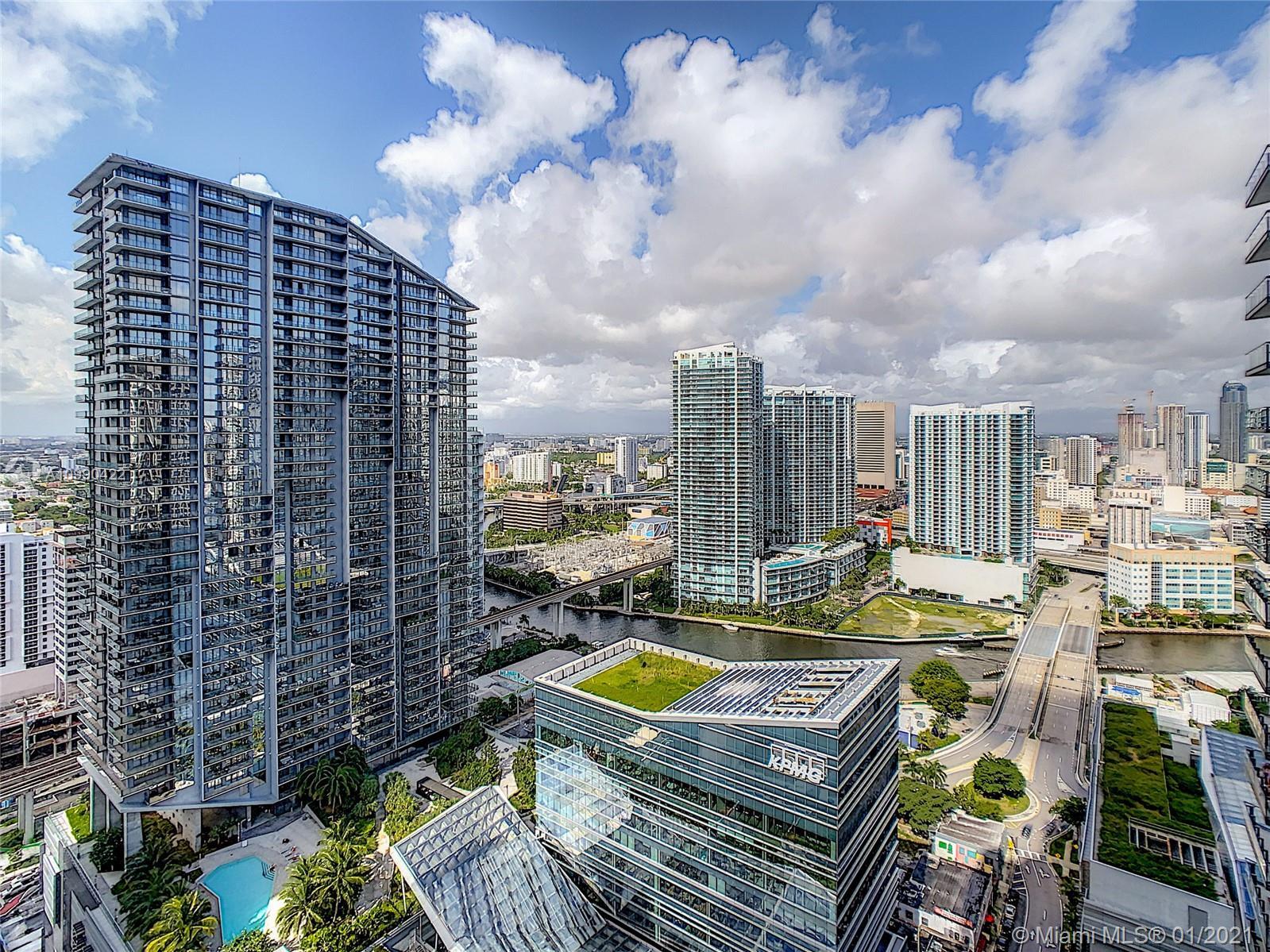 SLS Lux Brickell #3509 - 801 S Miami Ave #3509, Miami, FL 33130