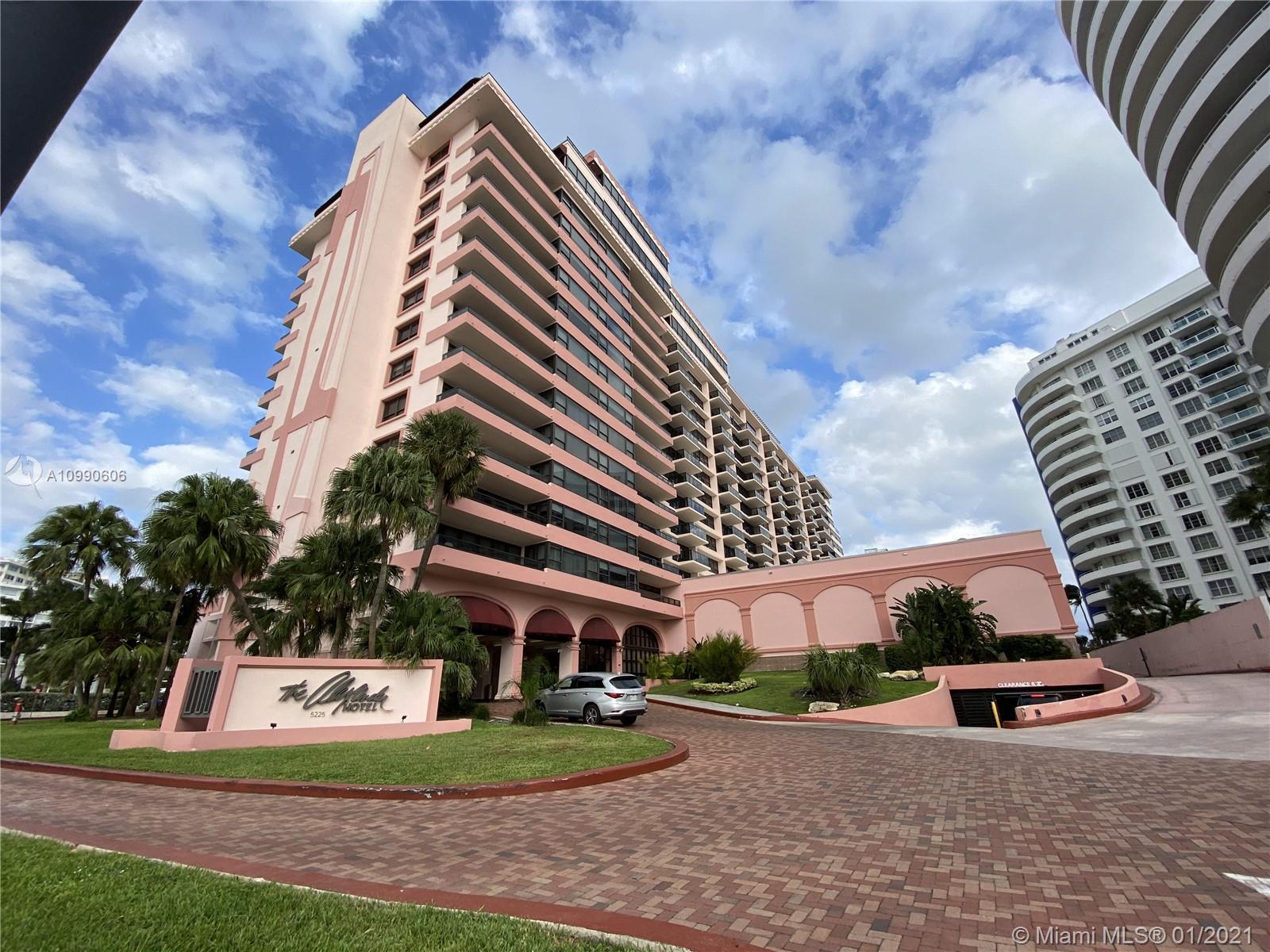 The Alexander #411 - 5225 Collins Ave #411, Miami Beach, FL 33140