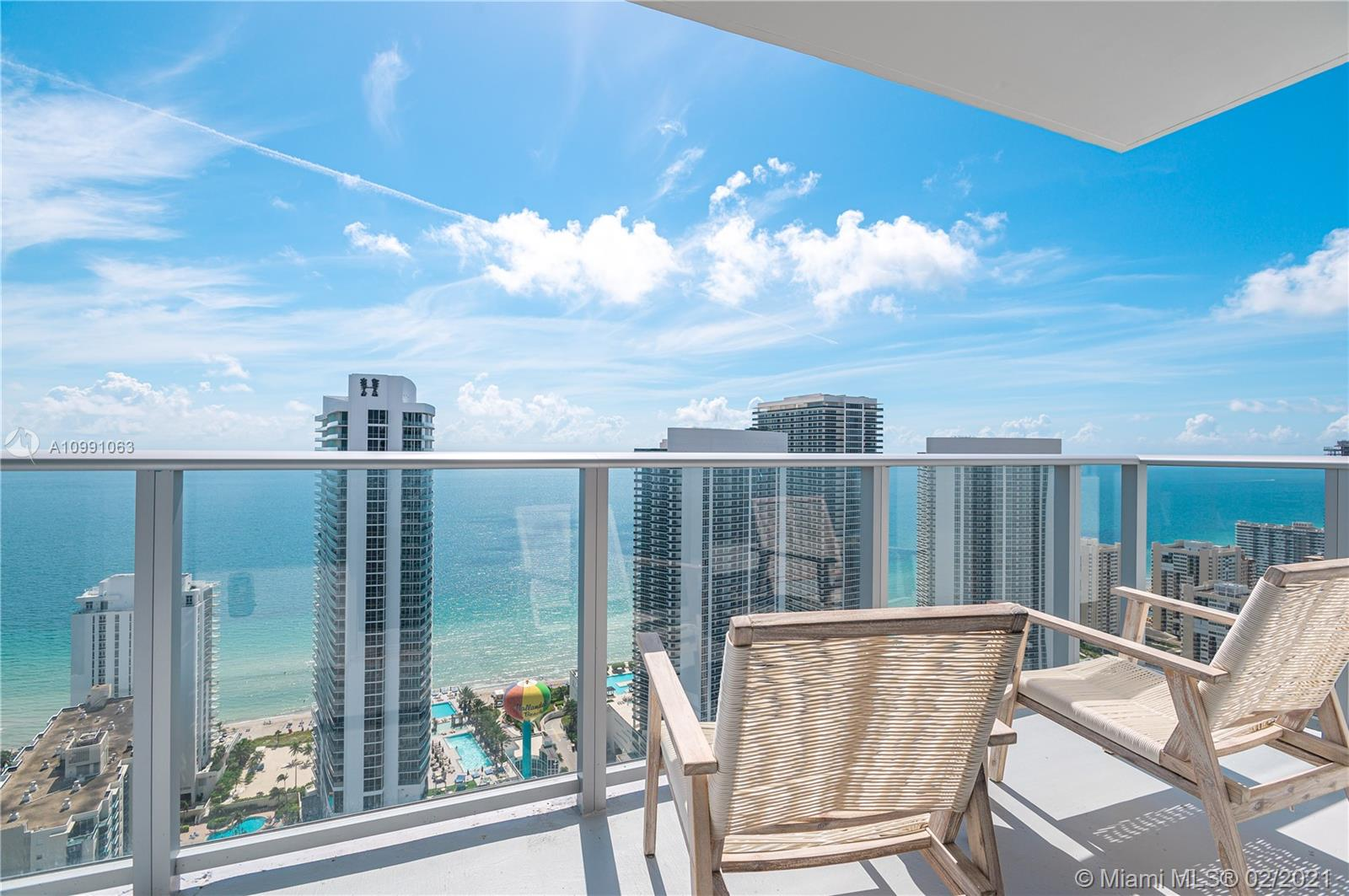 Hyde Beach House #4007 - 4010 S Ocean Dr #4007, Hollywood, FL 33019