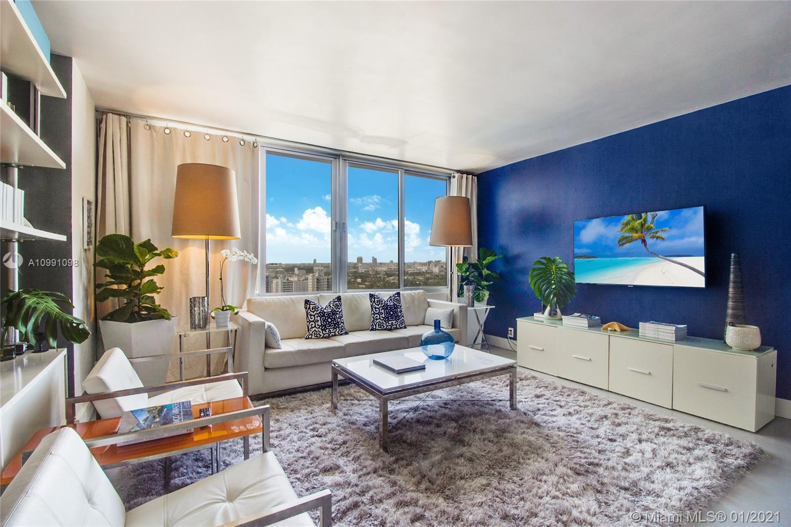 Mirador South #1504 - 1000 West Ave #1504, Miami Beach, FL 33139