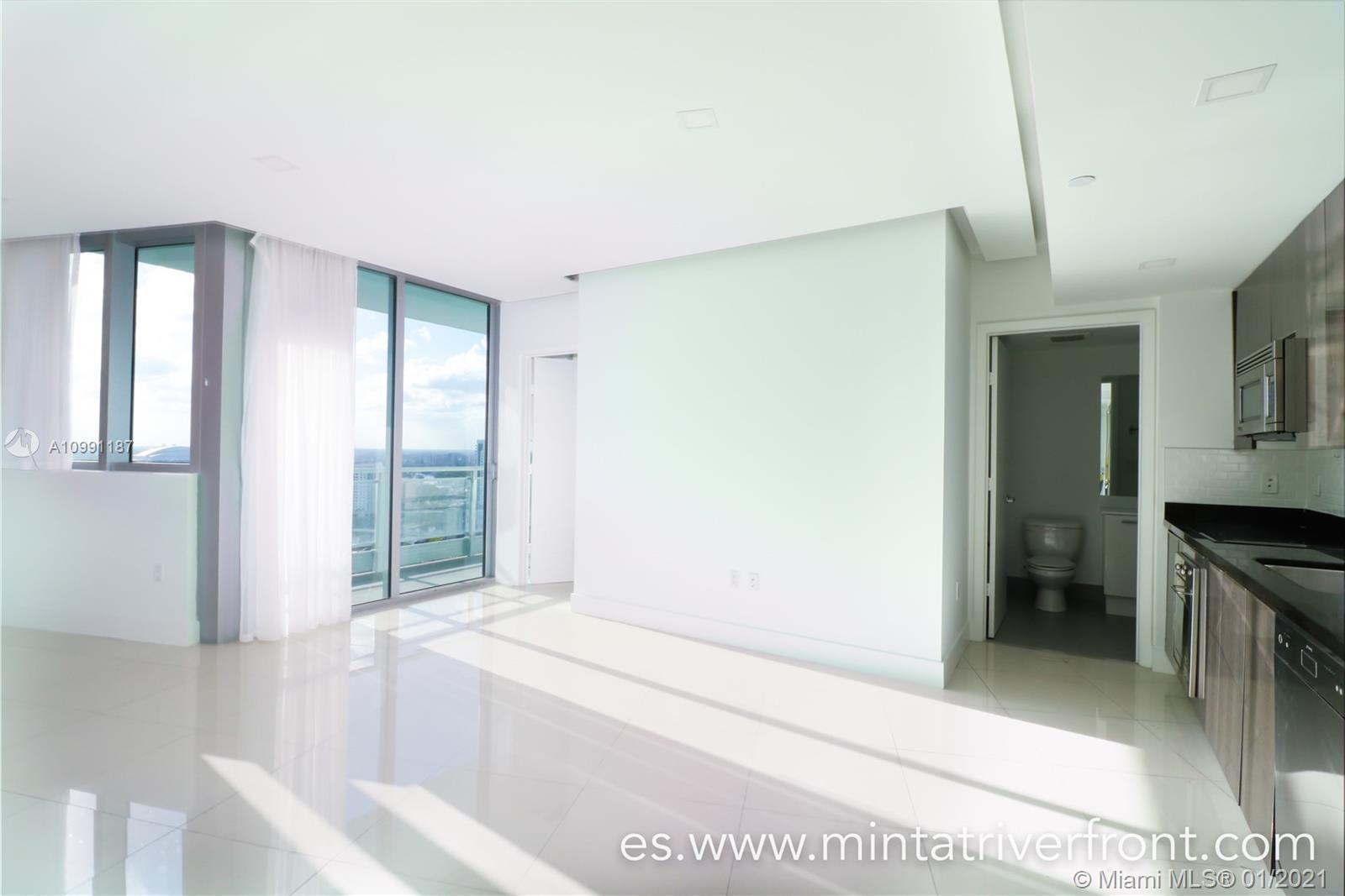 Mint #2706 - 92 SW 3rd St #2706, Miami, FL 33130