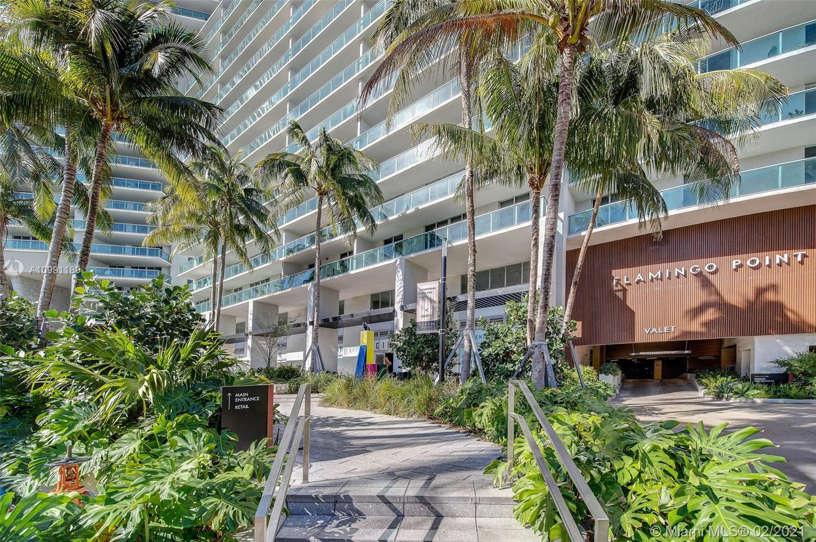 Flamingo South Beach #C-1206 - 1500 Bay Rd #C-1206, Miami Beach, FL 33139