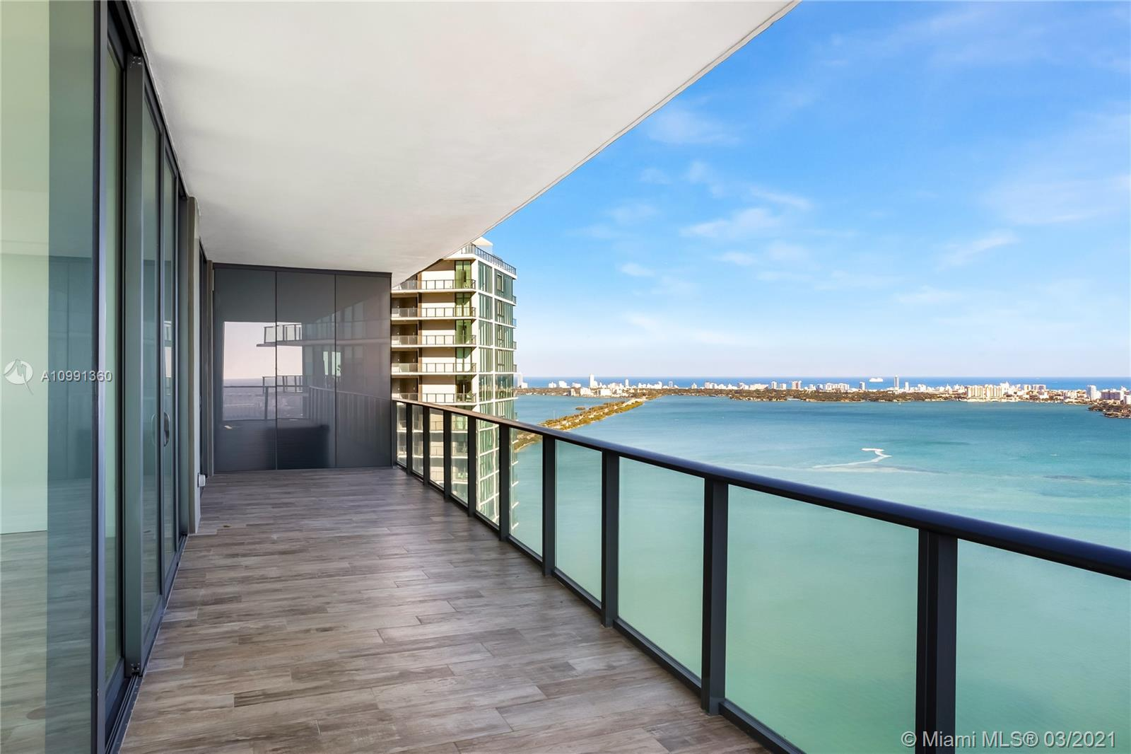 Paraiso Bay #PH5001 - 650 NE 32nd St #PH5001, Miami, FL 33137