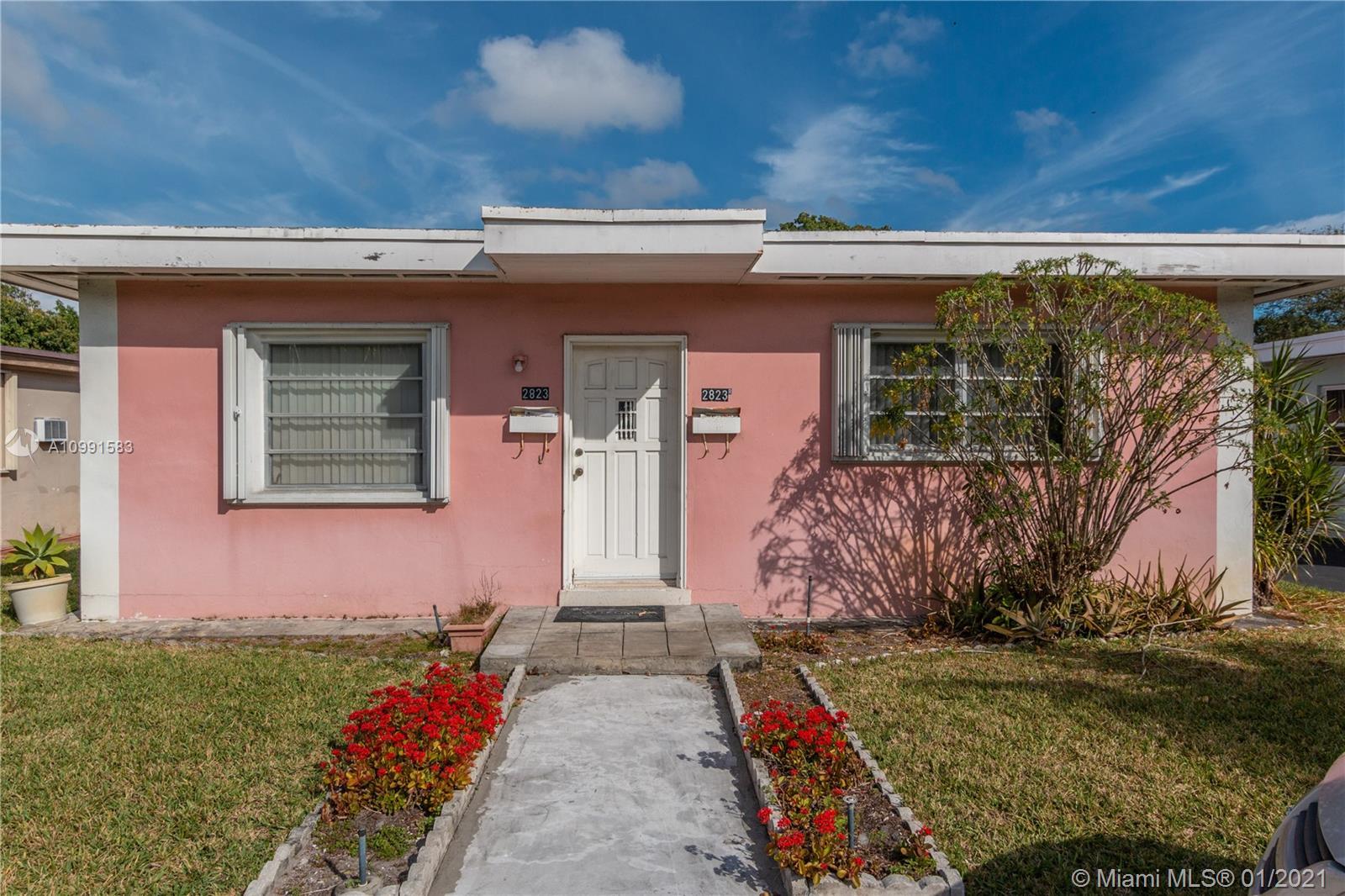 Hollywood Little Ranches - 2823 Monroe St, Hollywood, FL 33020